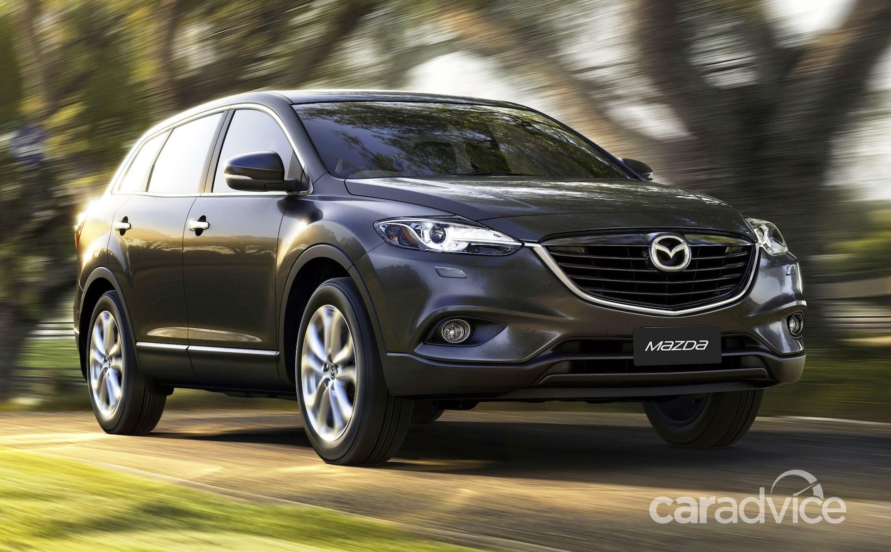 2013 Mazda CX-9 unveiled: global debut in Australia ...