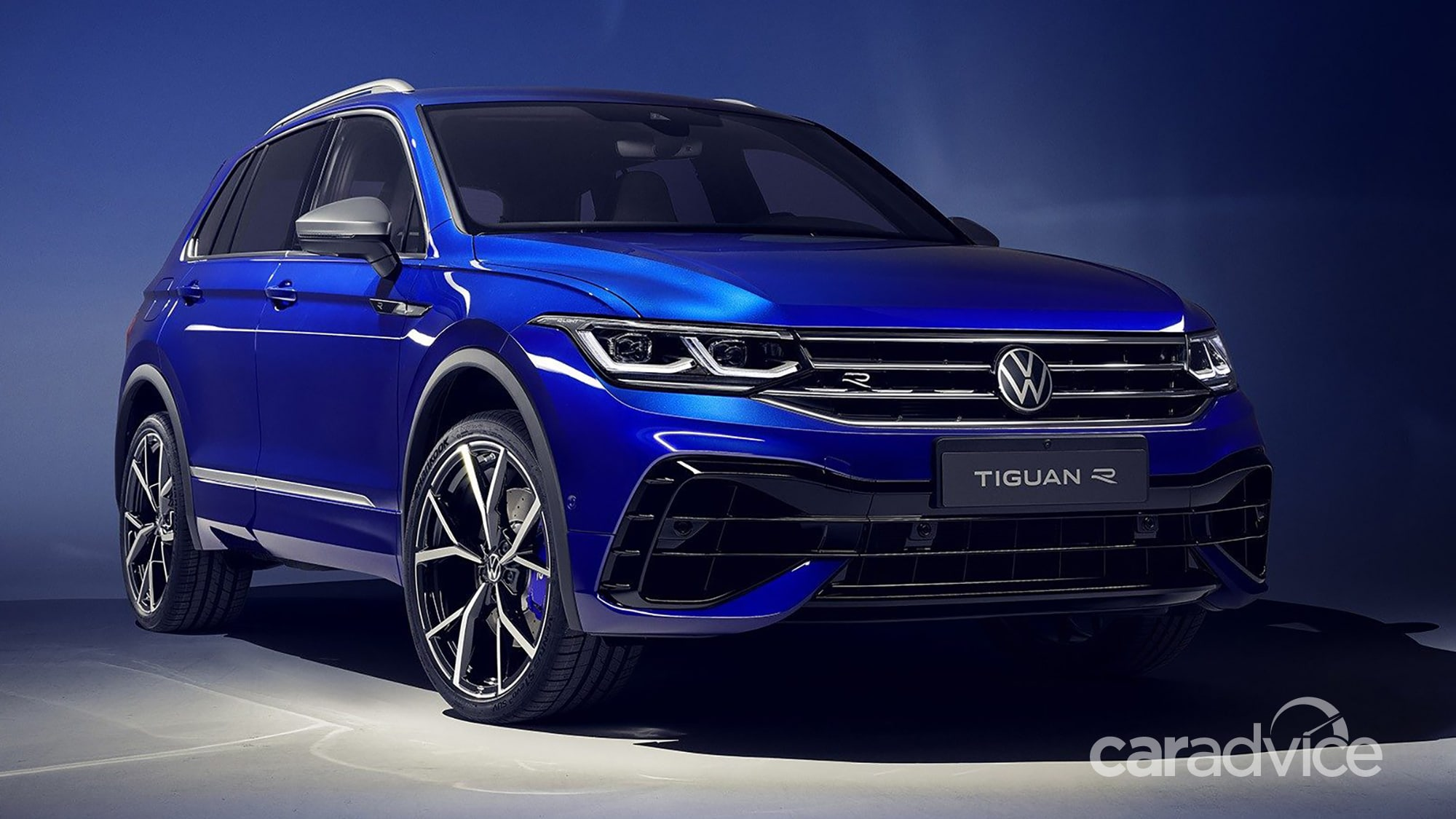 2021 Volkswagen Tiguan R revealed as flagship of new-look ...