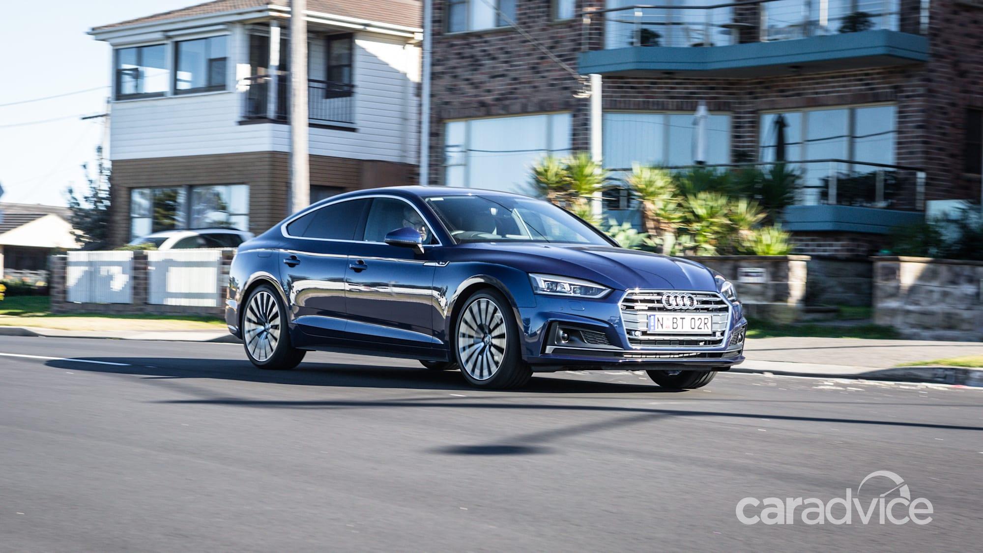 2017 Audi A5 Sportback 2.0 TFSI quattro review   CarAdvice