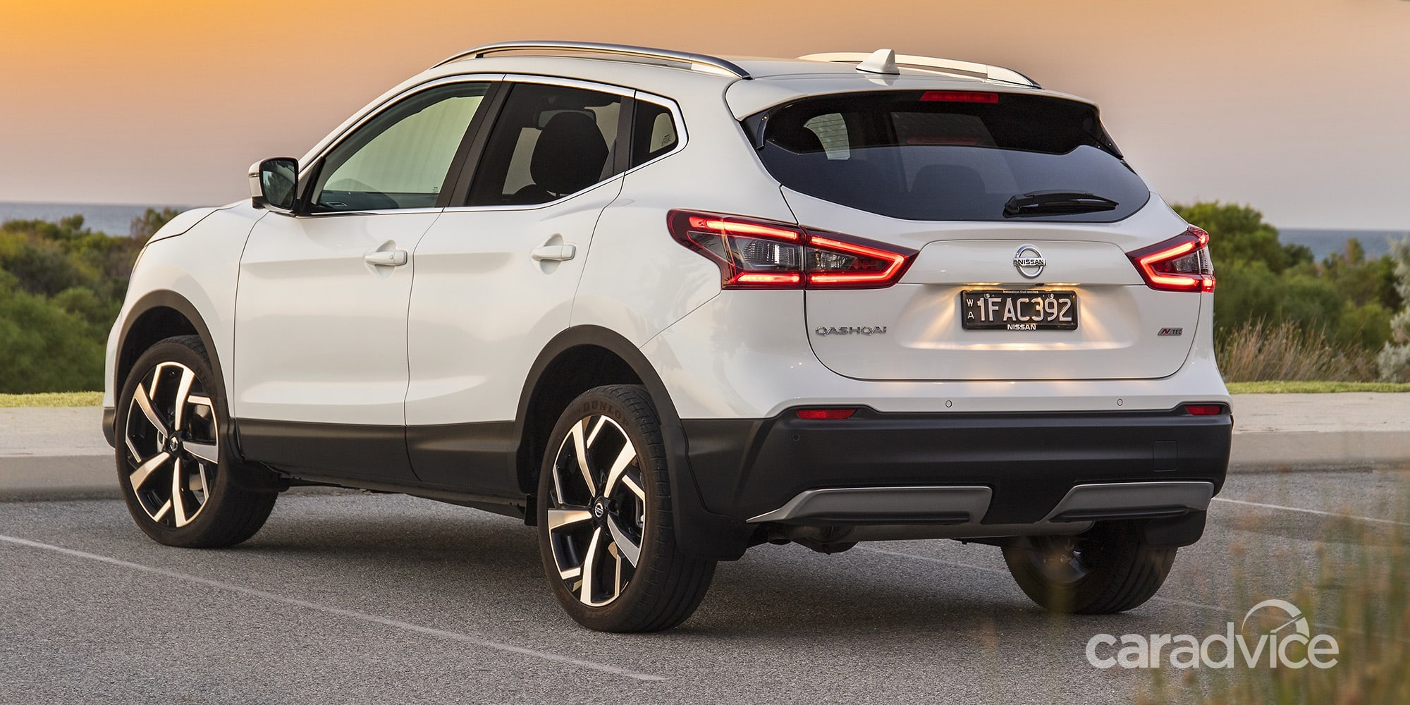 2018 nissan qashqai pricing and specs  caradvice