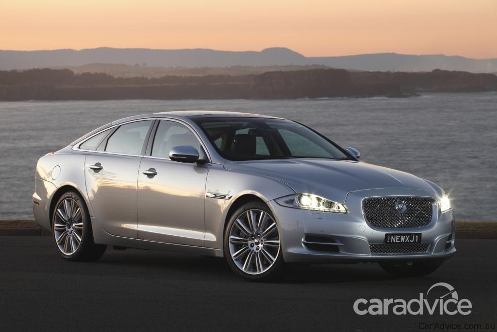 2010 Jaguar XJ goes on sale in Australia   CarAdvice