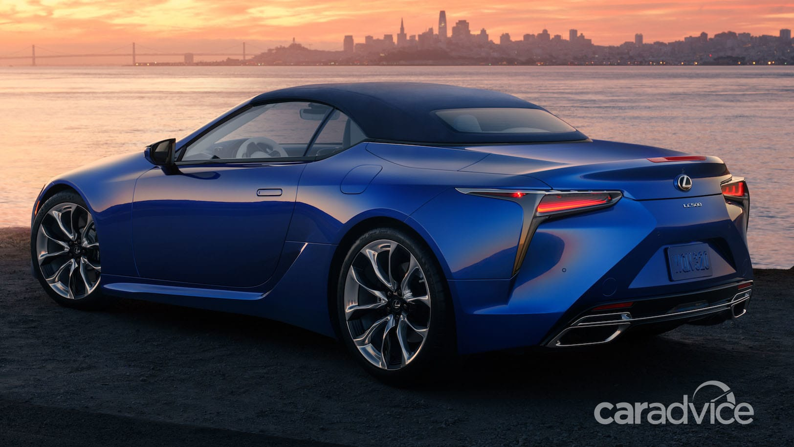 2020 lexus lc500 convertible revealed  confirmed for australia