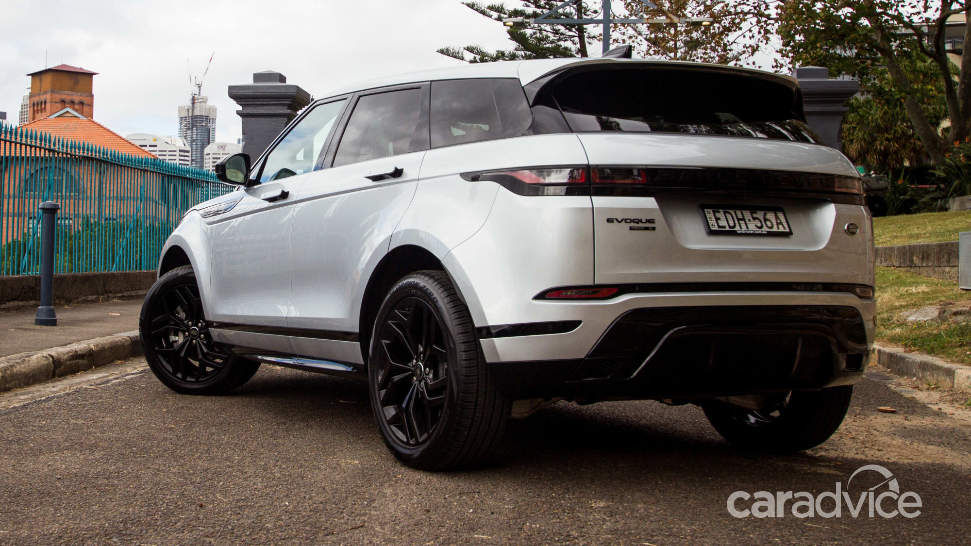 2020 Range Rover Evoque P250 R-Dynamic S review | CarAdvice