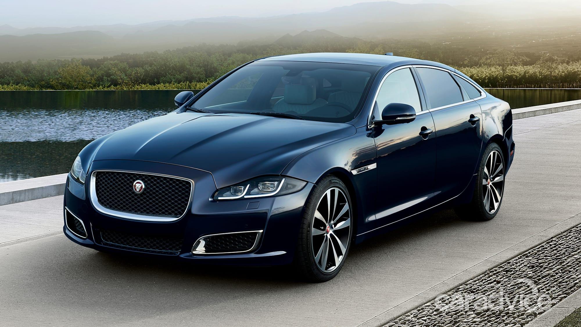 2021 Jaguar XJ teased | CarAdvice