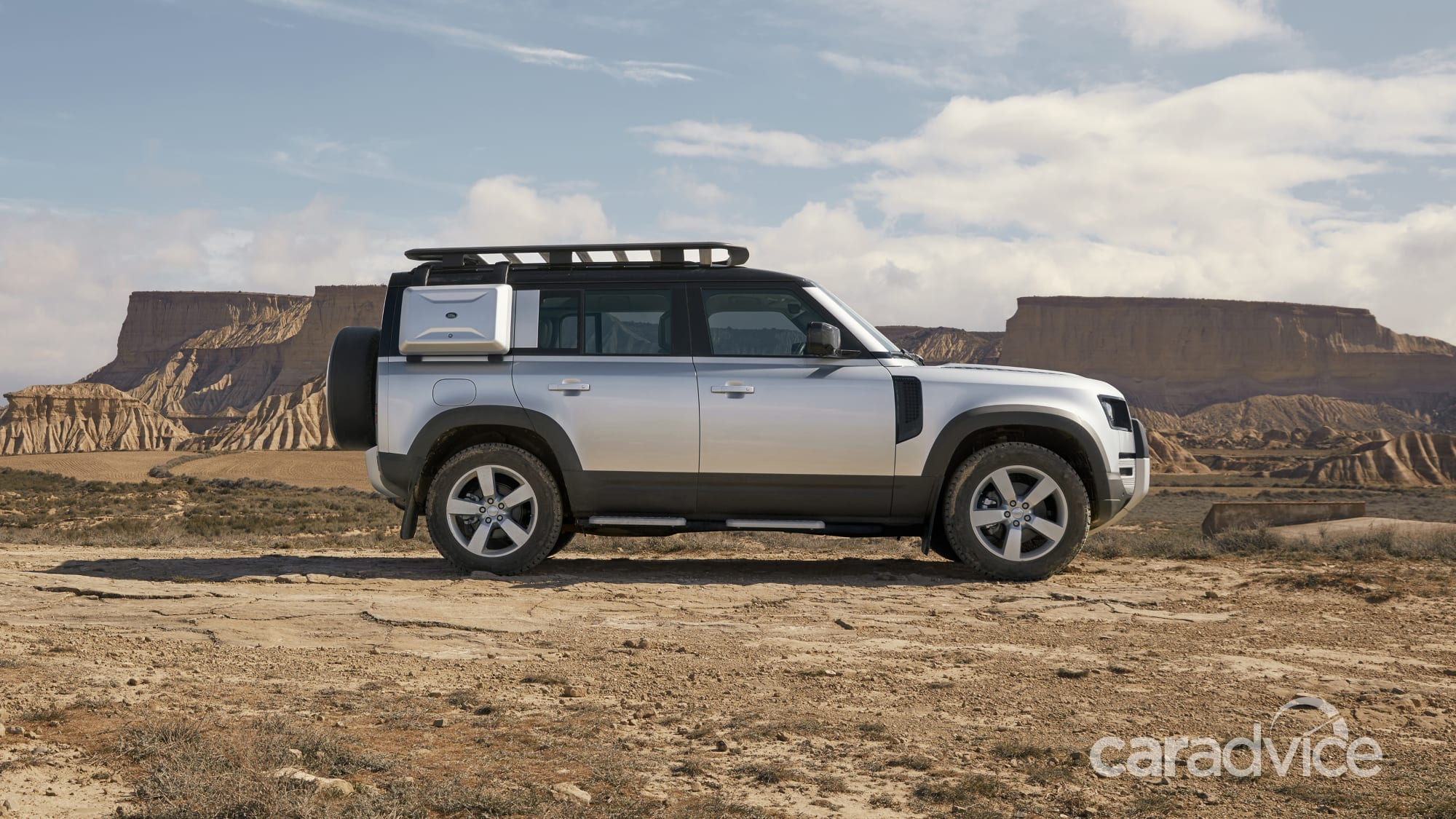 2020 Land Rover Defender 110 pricing and specs   CarAdvice