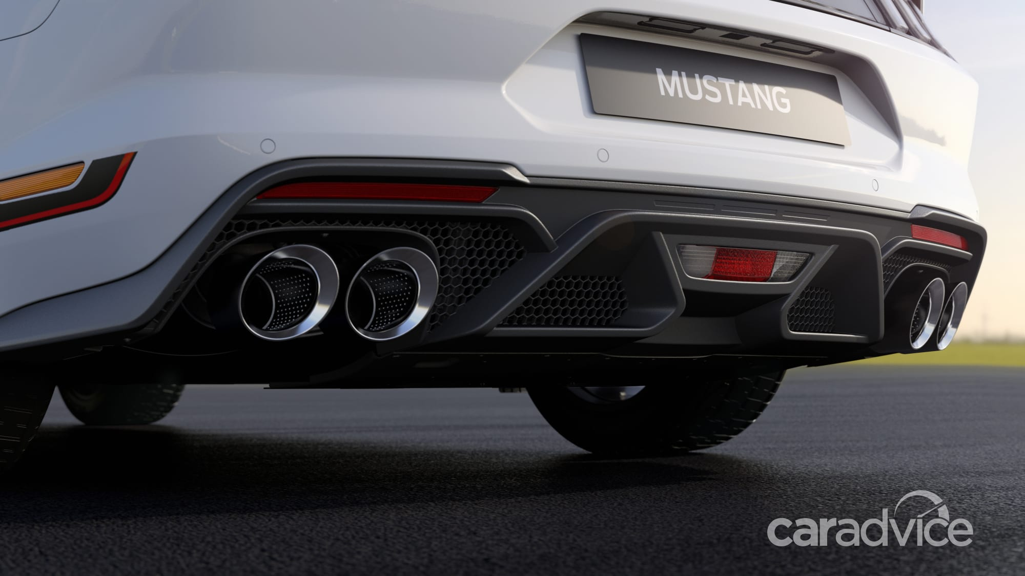 2022 Ford Mustang 6.8
