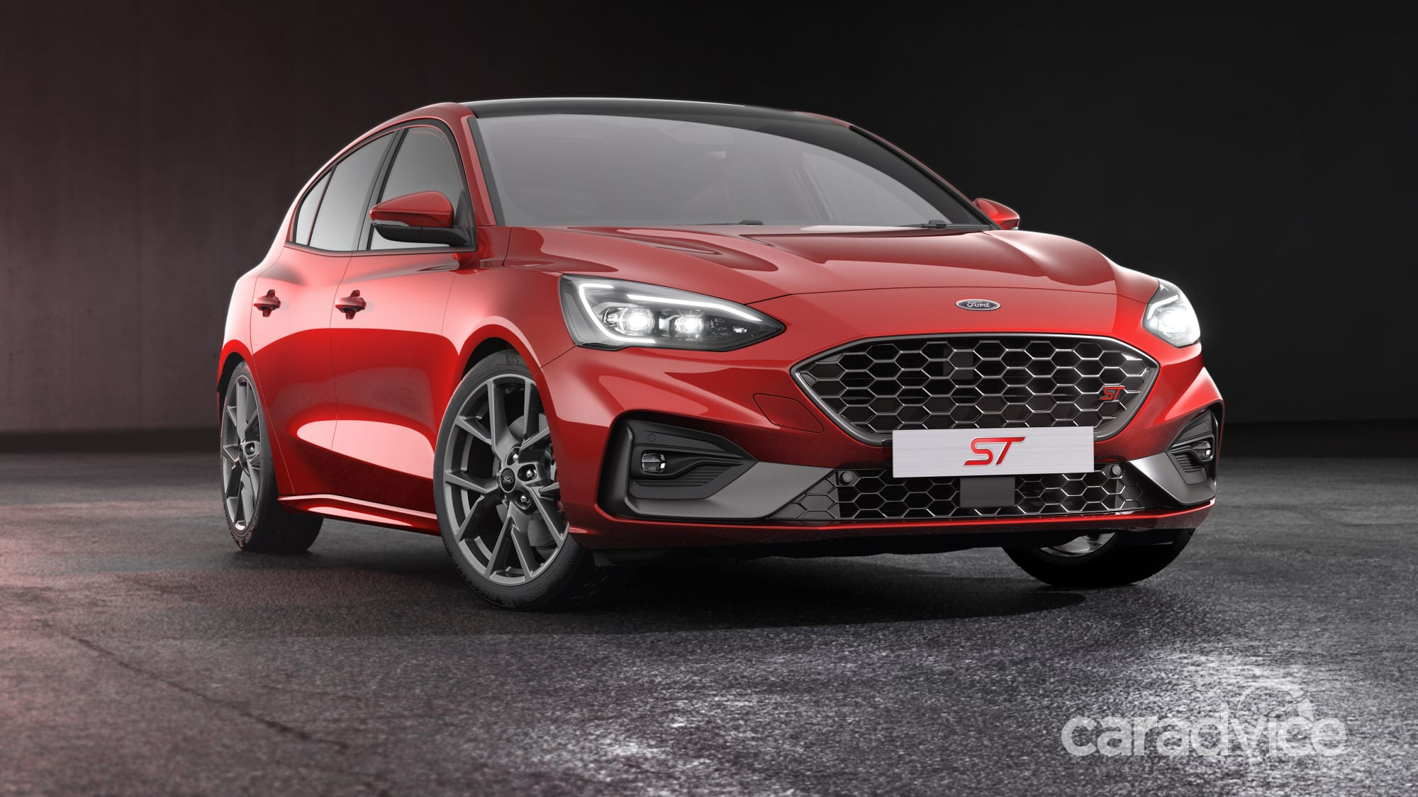 2021 Ford Focus ST-3 price and specs: Fully-loaded hot ...