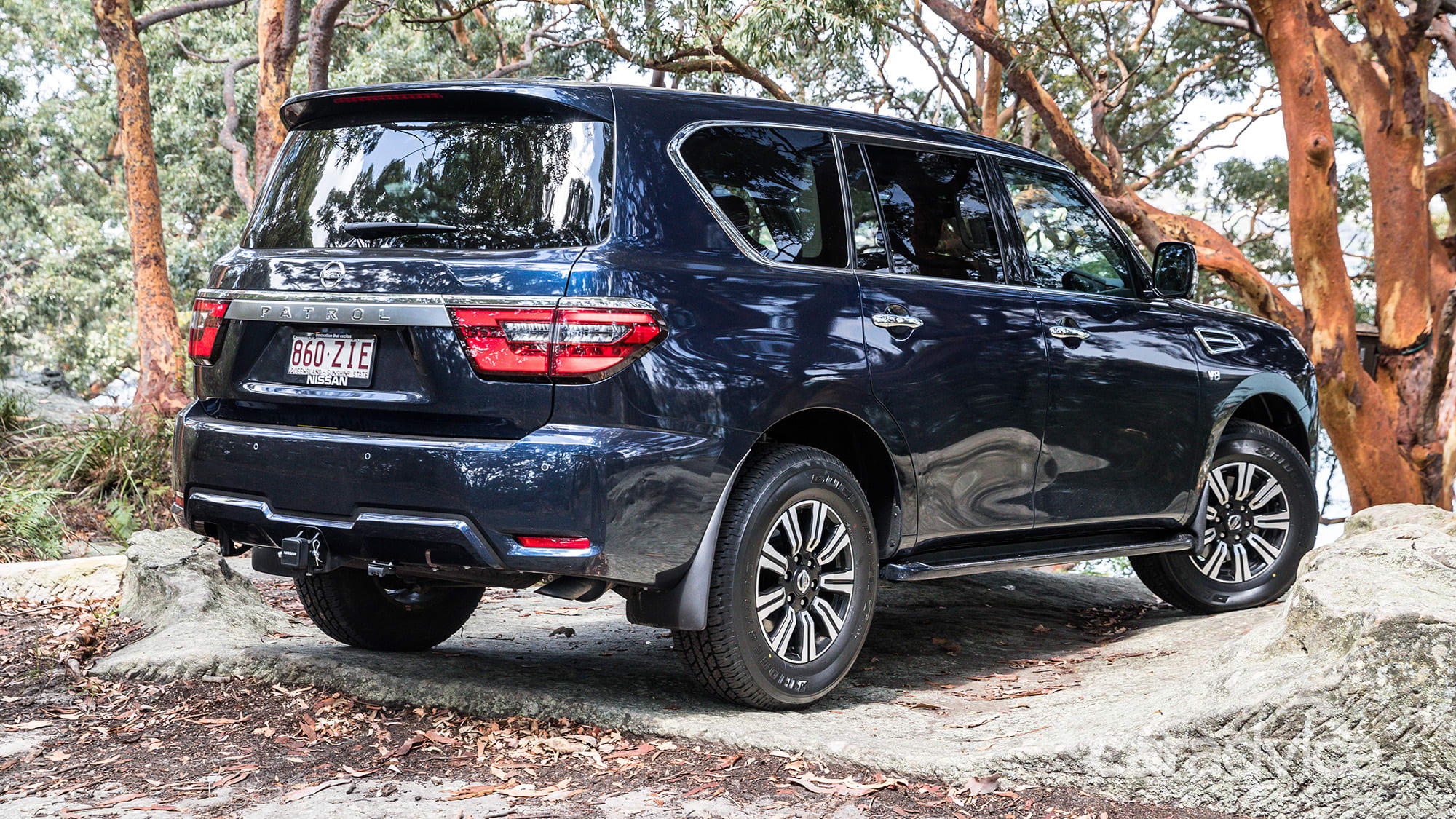 2021 nissan patrol facelift unveiled - update: australian