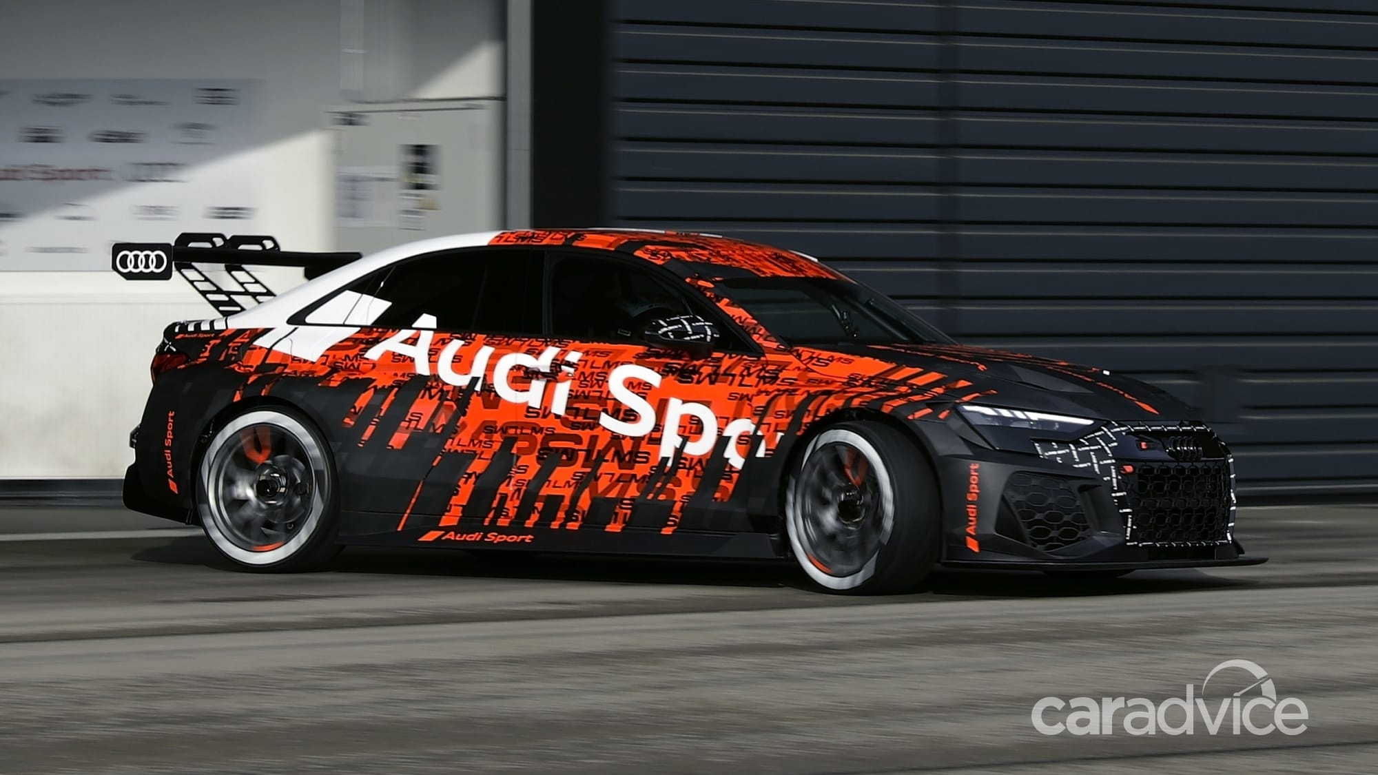 2021 Audi RS3 LMS racer revealed, previews next-gen RS3 ...