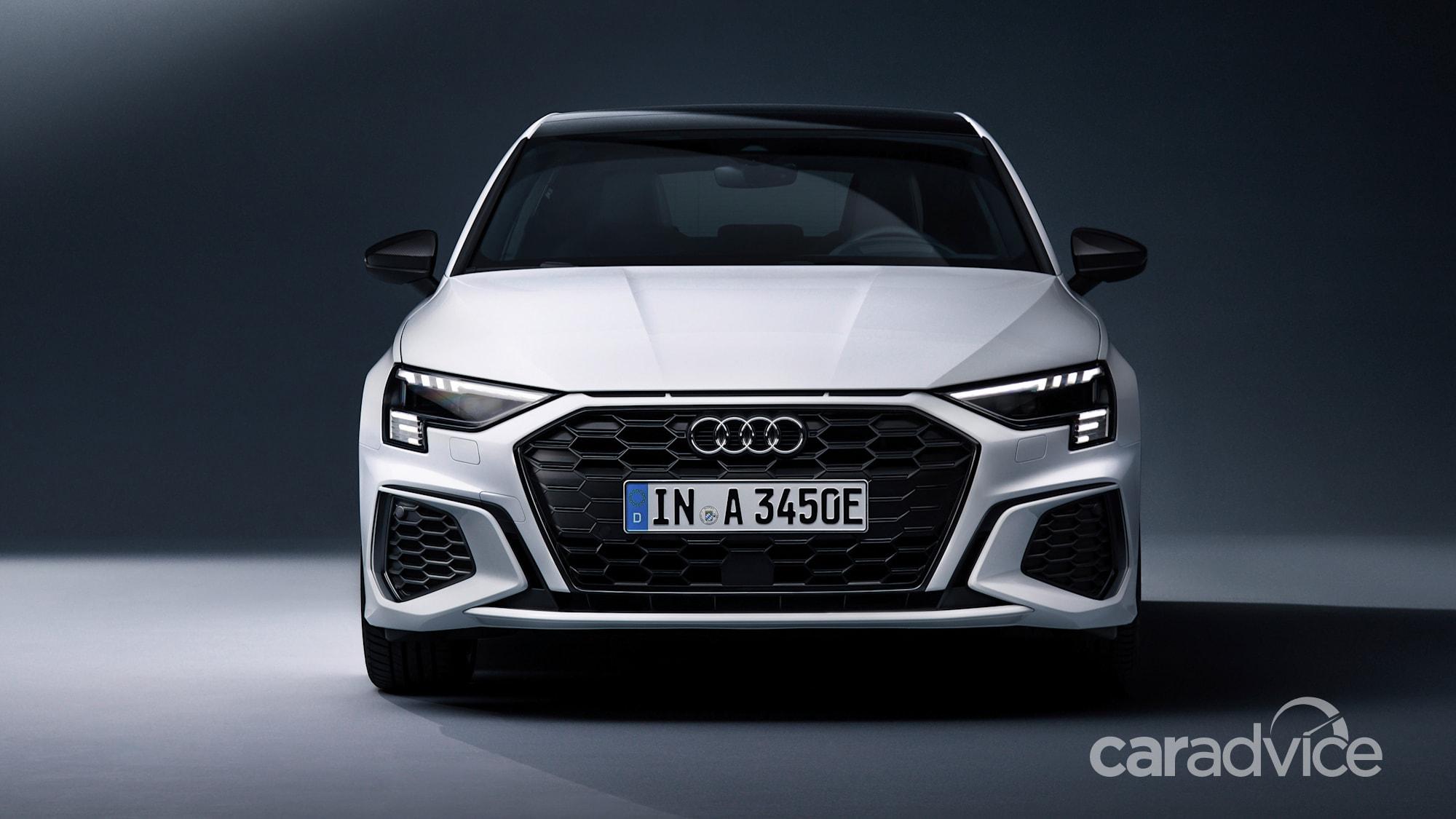 2021 Audi A3 45 TFSI e unveiled   CarAdvice