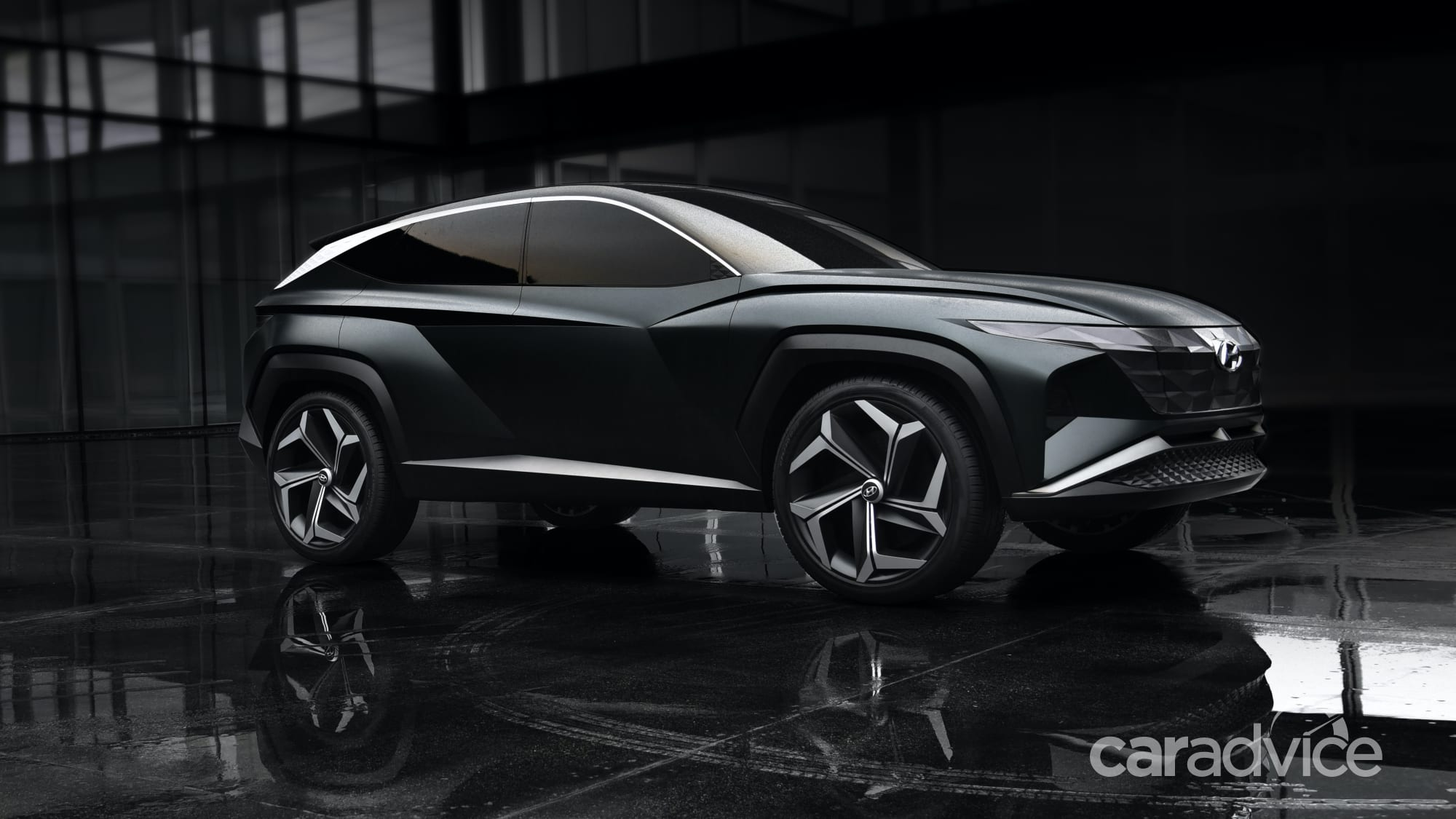 2021 hyundai tucson previewedvision t concept  update