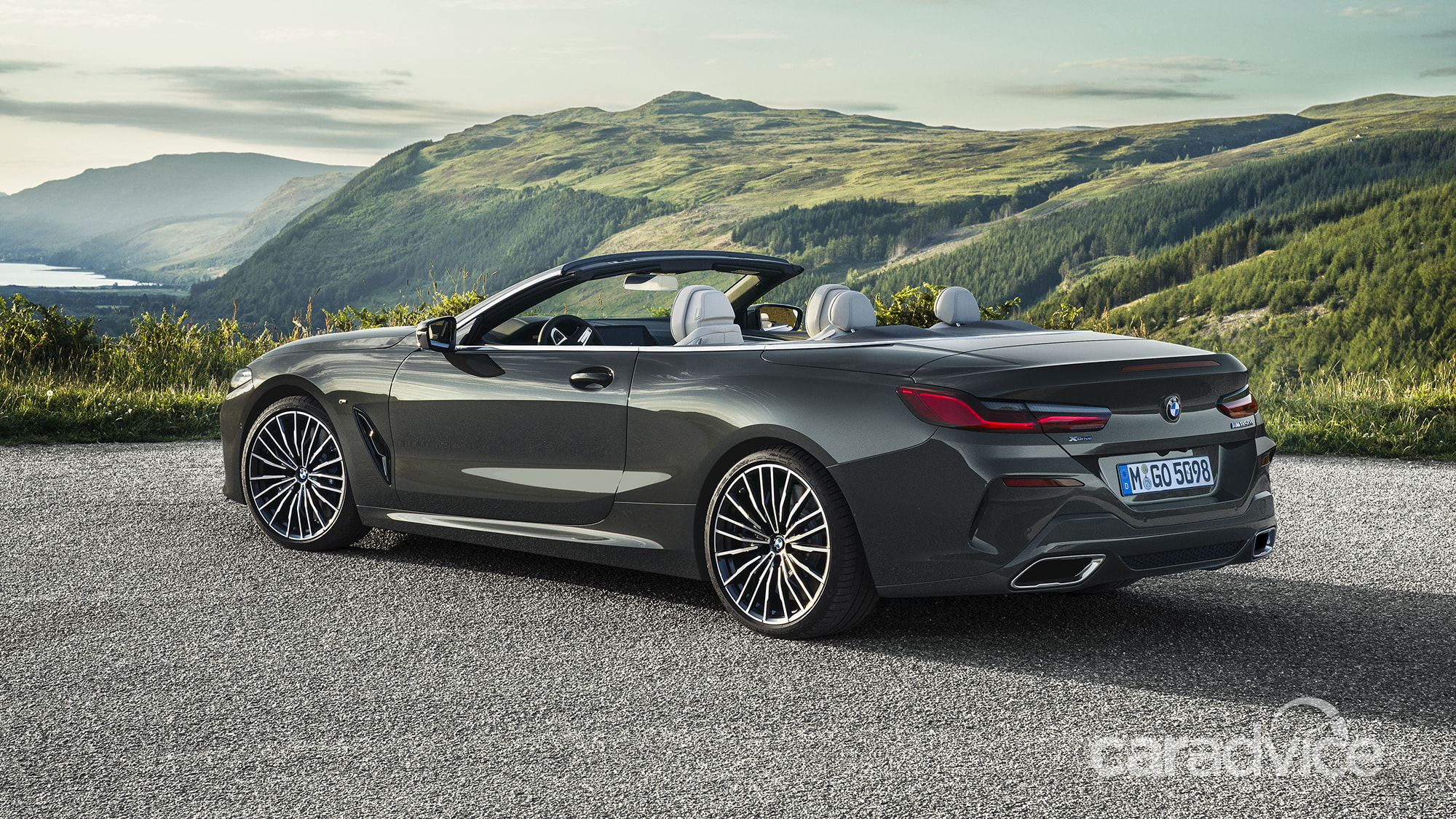 Comparison: BMW 8 Series Convertible vs Mercedes S-Class