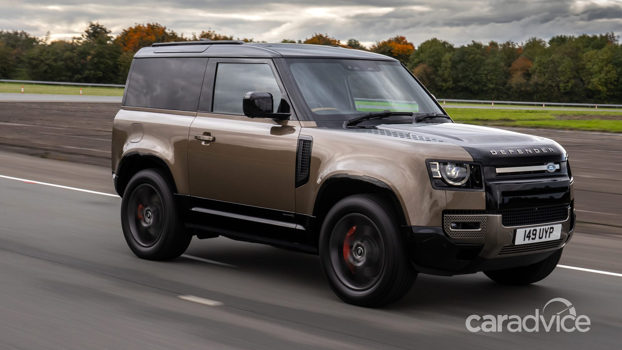 2021 Land Rover Defender 90 review   CarAdvice
