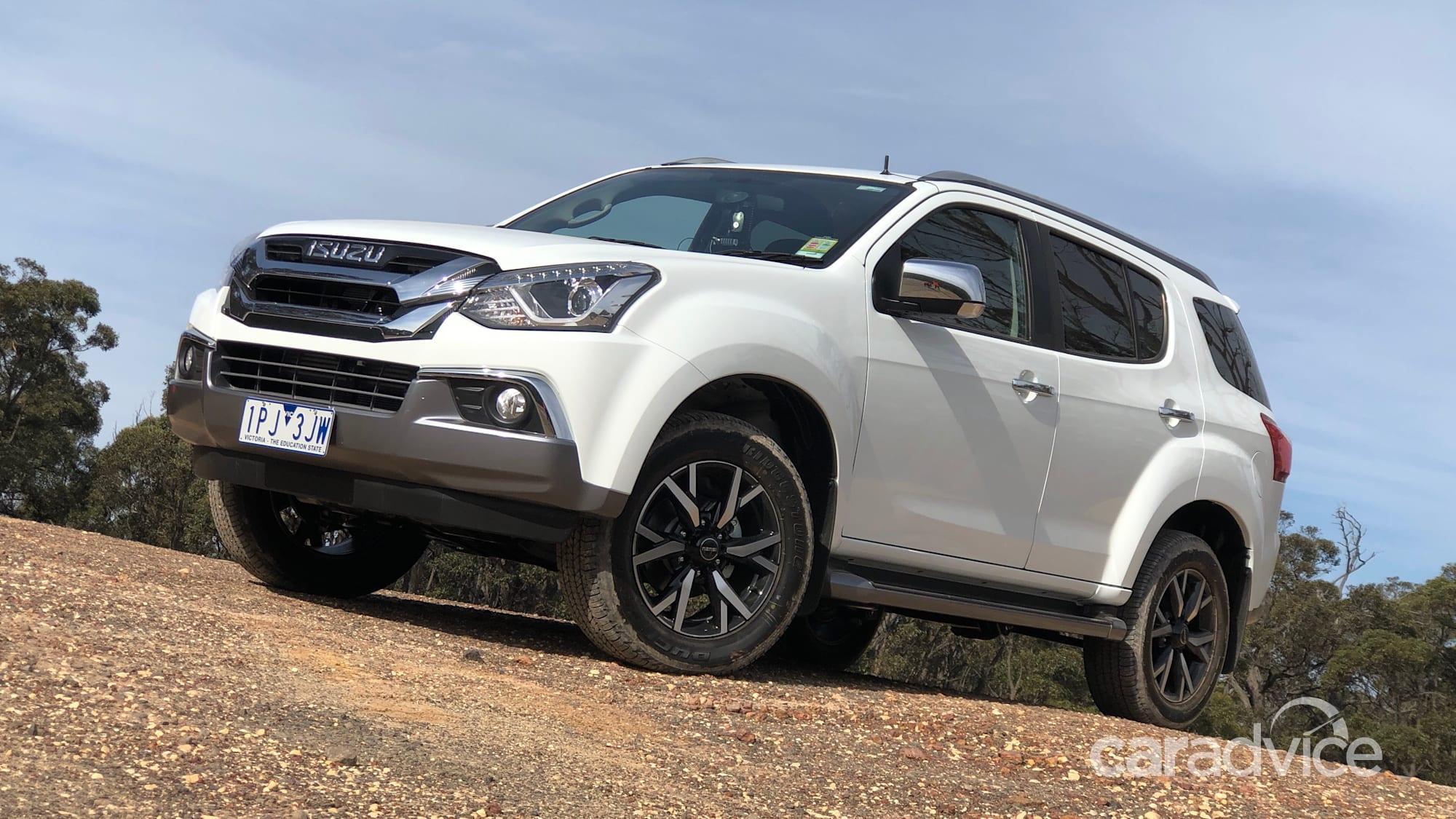 2019 Isuzu MU-X review | CarAdvice