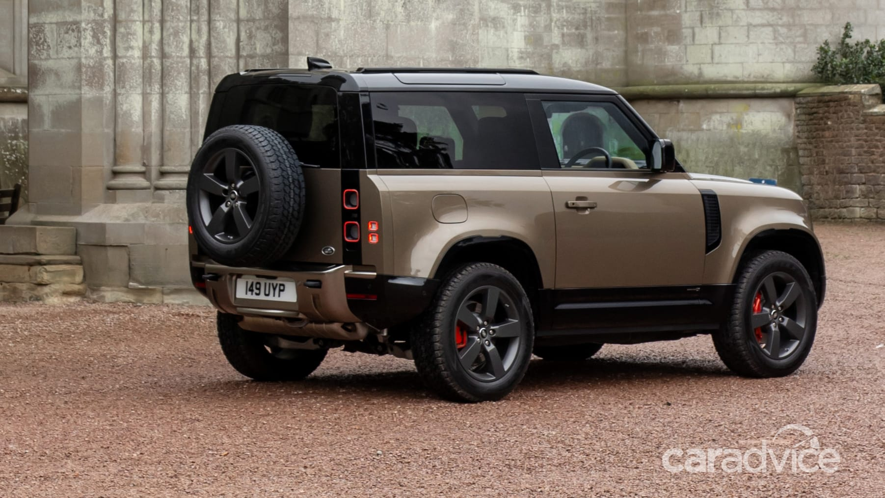 2021 Land Rover Defender 90 review | CarAdvice