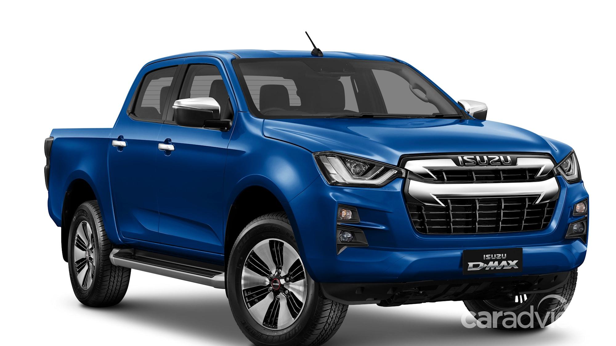 2021 Isuzu D-Max: What each model offers | CarAdvice