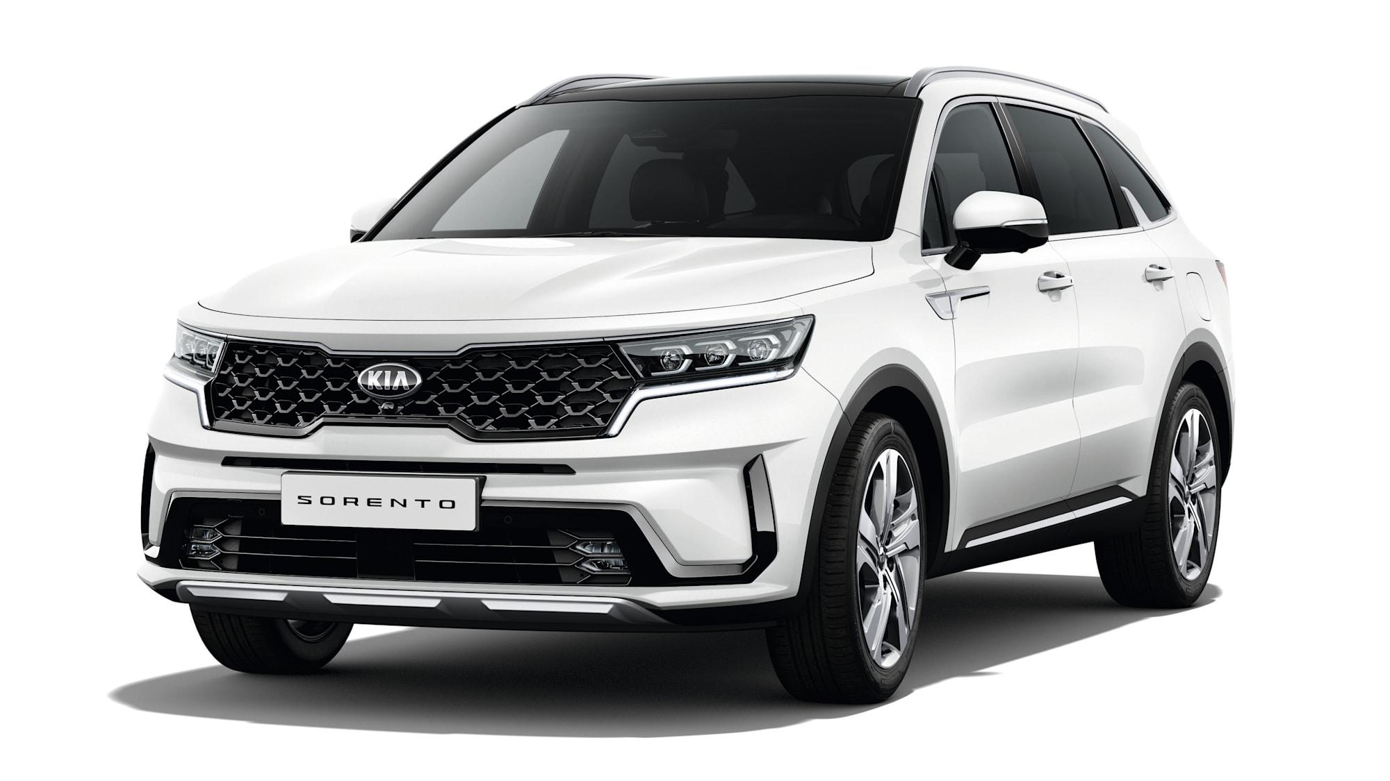 2021 Kia Sorento officially revealed   CarAdvice