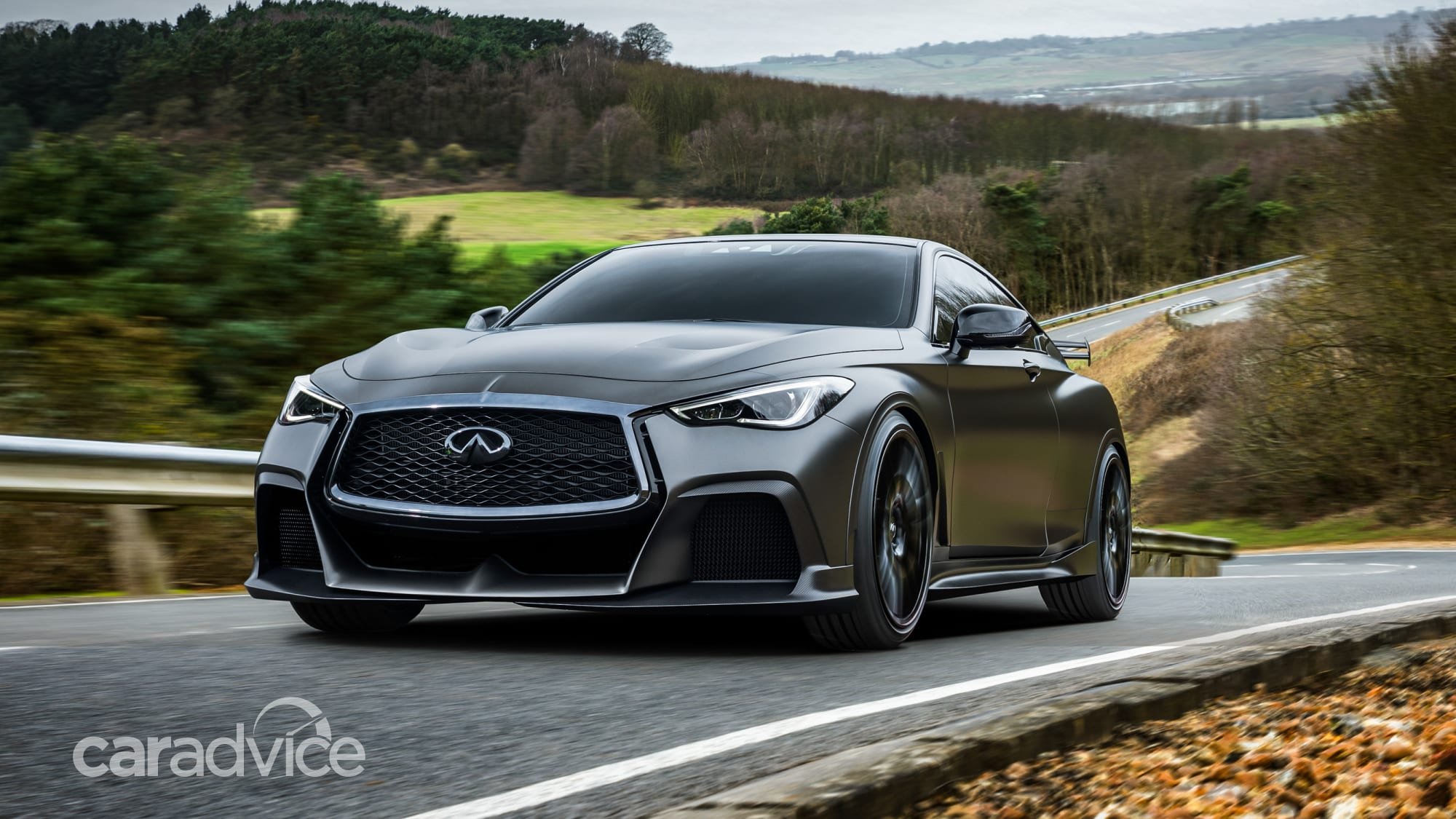 infiniti q60 black s could still make production  report