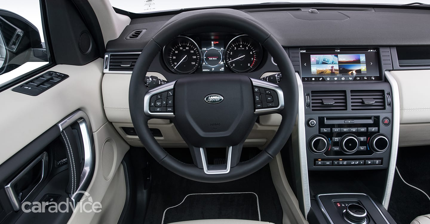 2017 land rover discovery sport priced for october launch  ingenium diesel  new infotainment