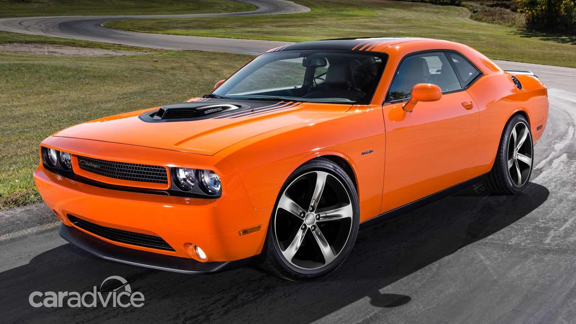 dodge challenger under consideration for australia | caradvice