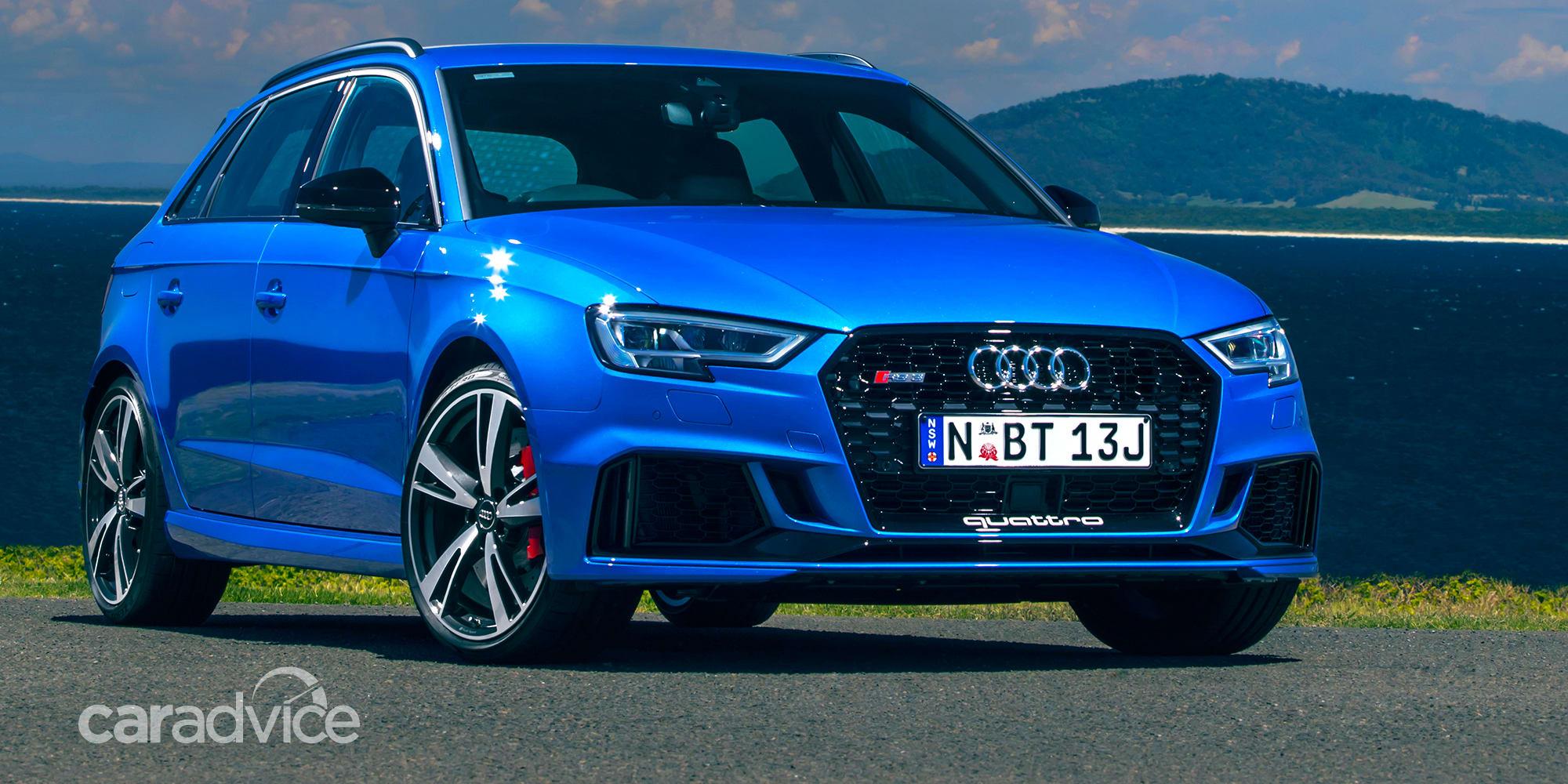 2021 Audi RS3 Sportback and sedan spied | CarAdvice