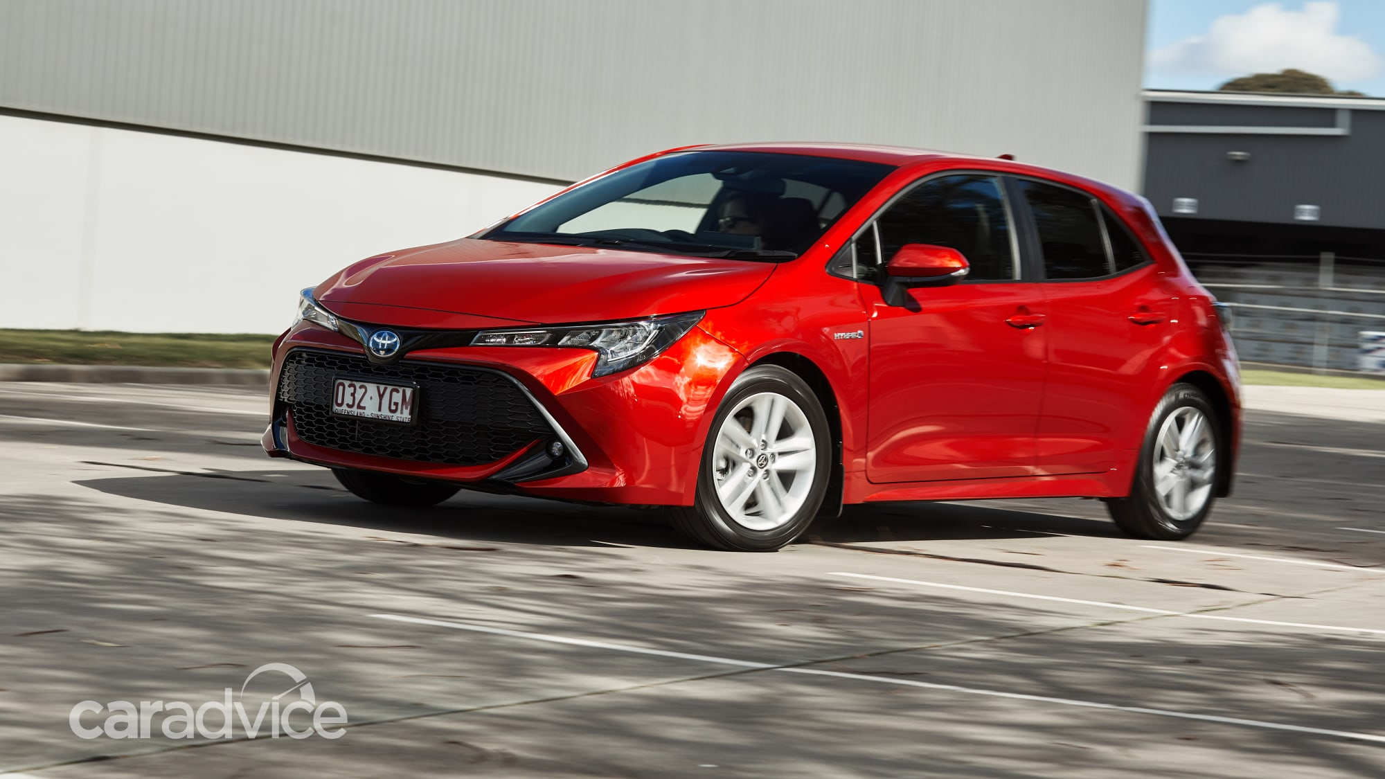 2019 Toyota Corolla SX Hybrid review | CarAdvice