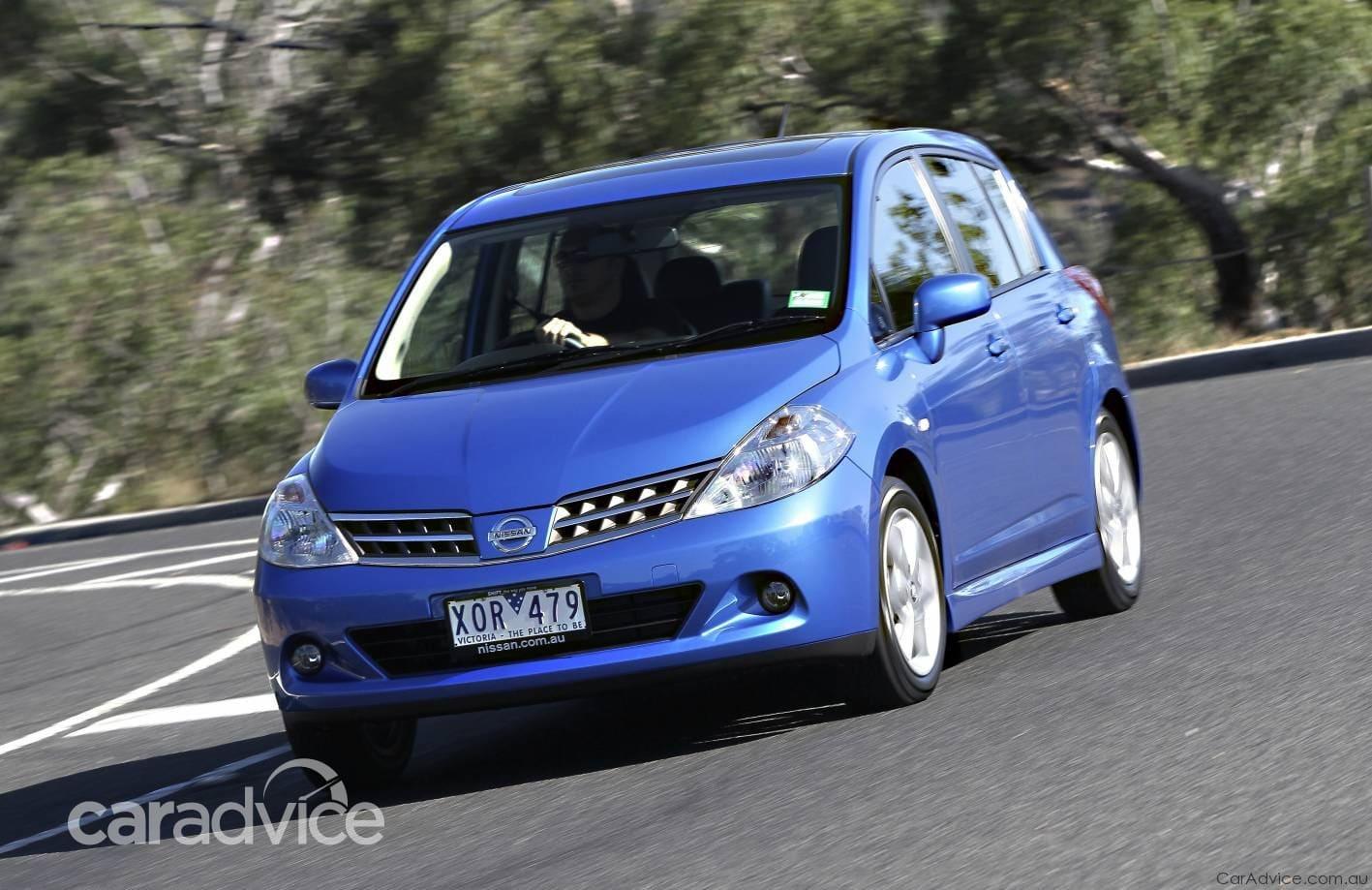 Nissan Tiida Series 3 launched   CarAdvice