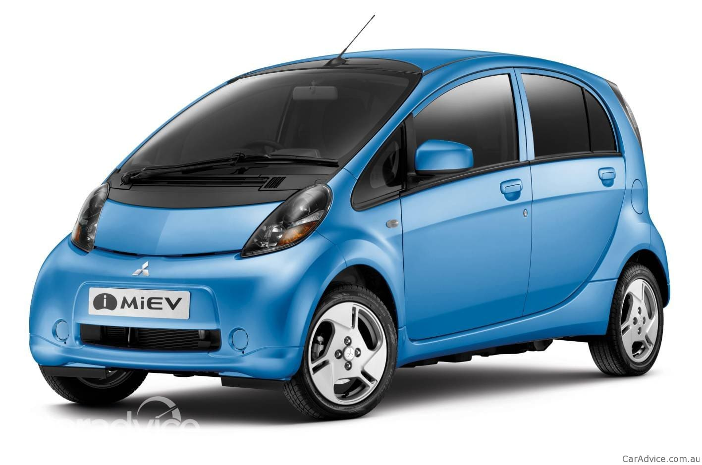 test drive a mitsubishi i-miev at the australian