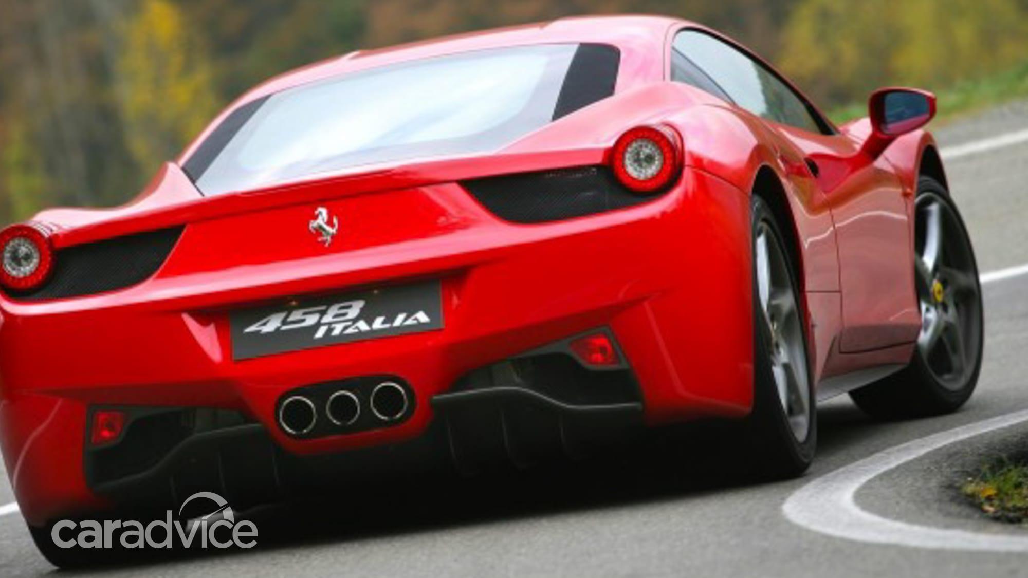 Ferrari recall numbers rise as Takata airbag fault expands ...