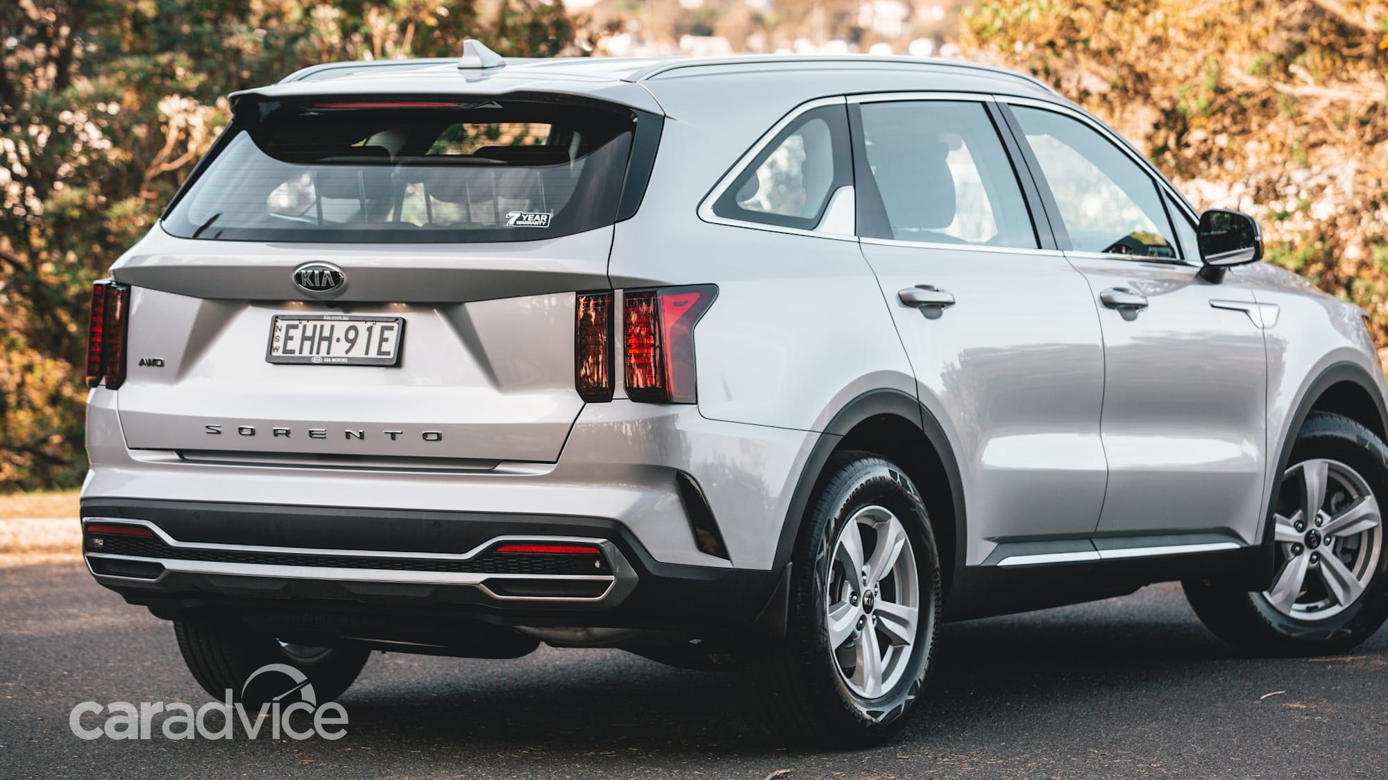 2021 Kia Sorento S diesel review | CarAdvice