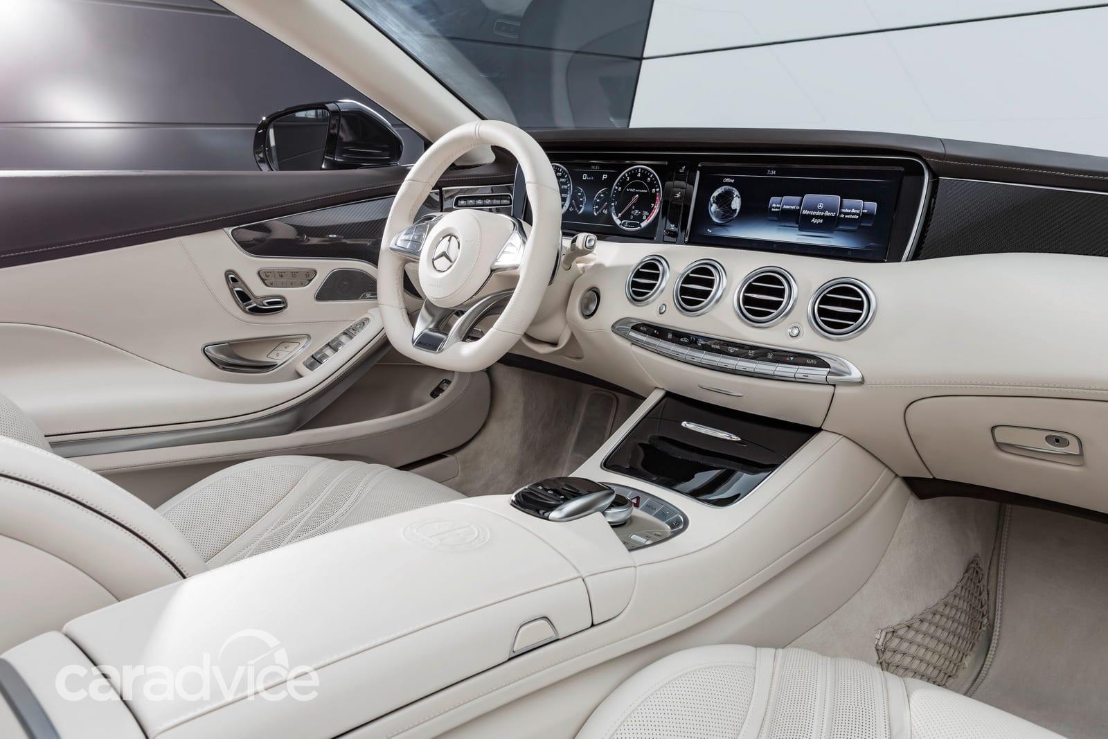 2016 Mercedes-AMG S65 Cabriolet revealed - UPDATE | CarAdvice