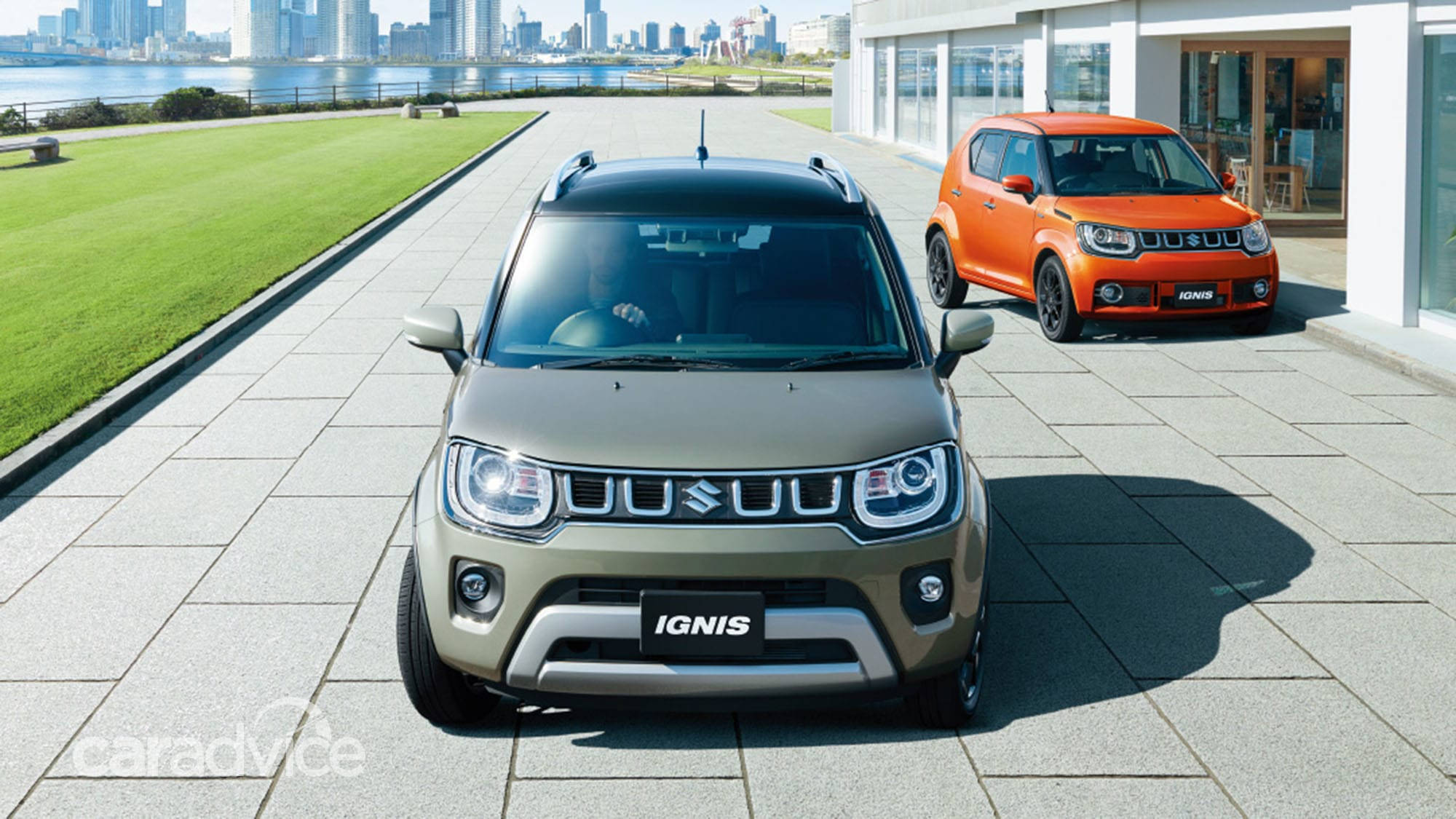 2021 Suzuki Ignis Facelift Unveiled Here In May UPDATED