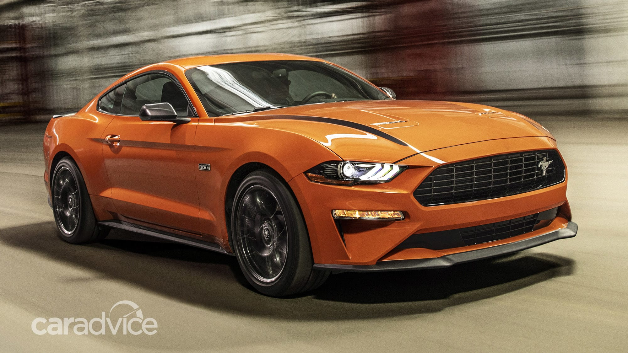 2020 Ford Mustang Gt Coupe Performance Specs