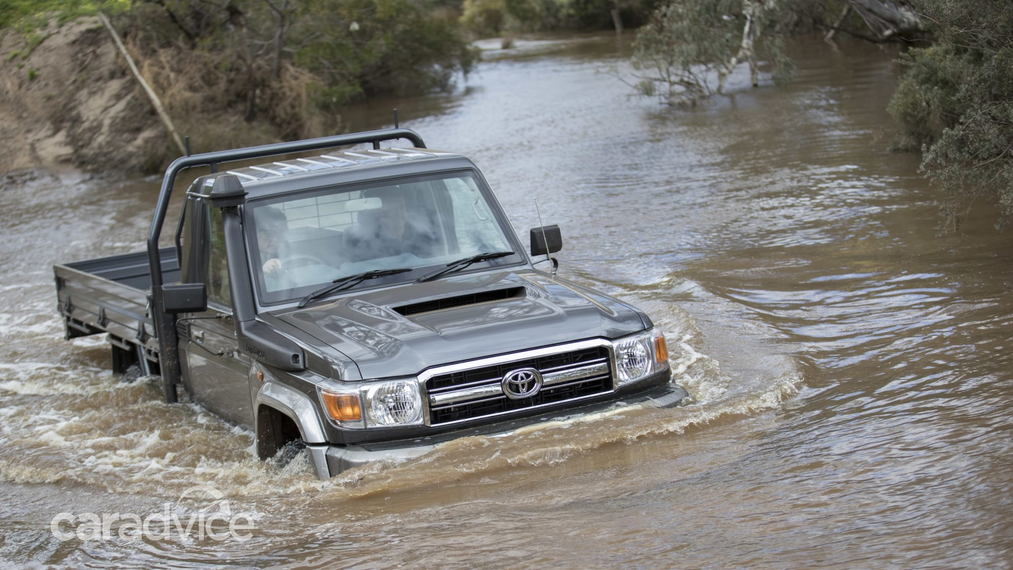 Toyota LandCruiser 70 Series' life span extended by years ...