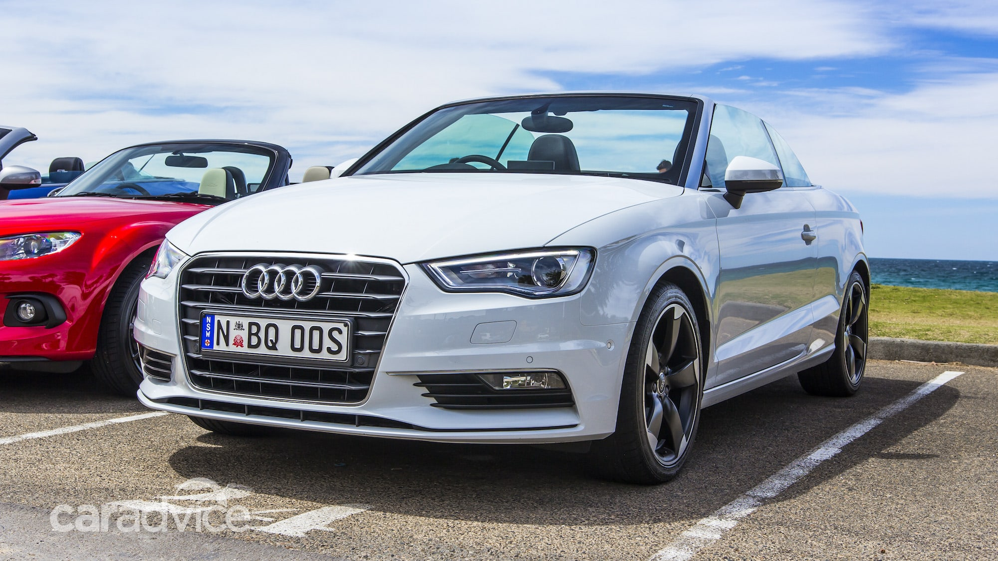 Audi A3 Cabriolet Review : 2.0 TDI Ambition | CarAdvice