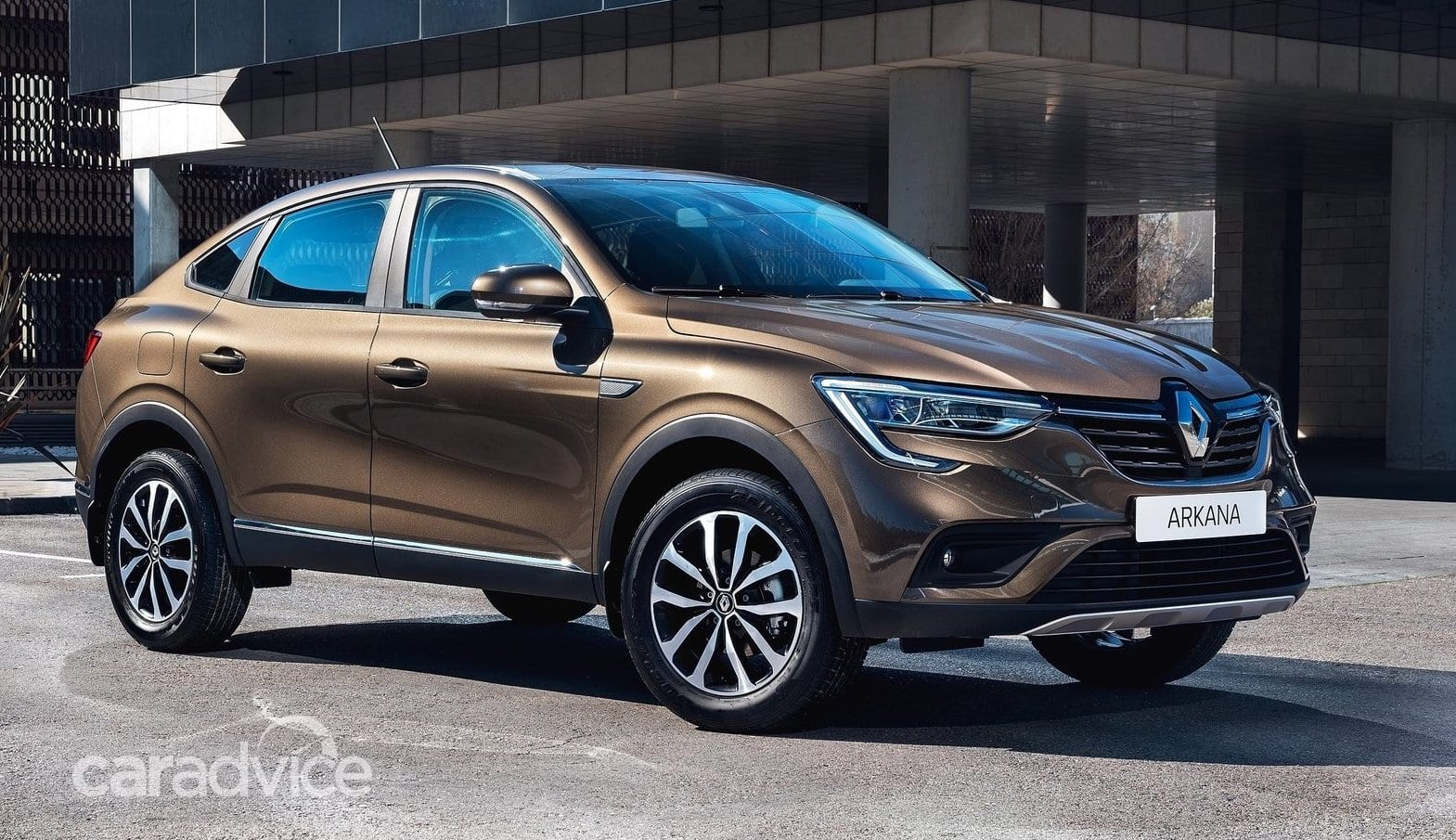 2021 Renault Arkana to headline rollout of three new SUVs ...