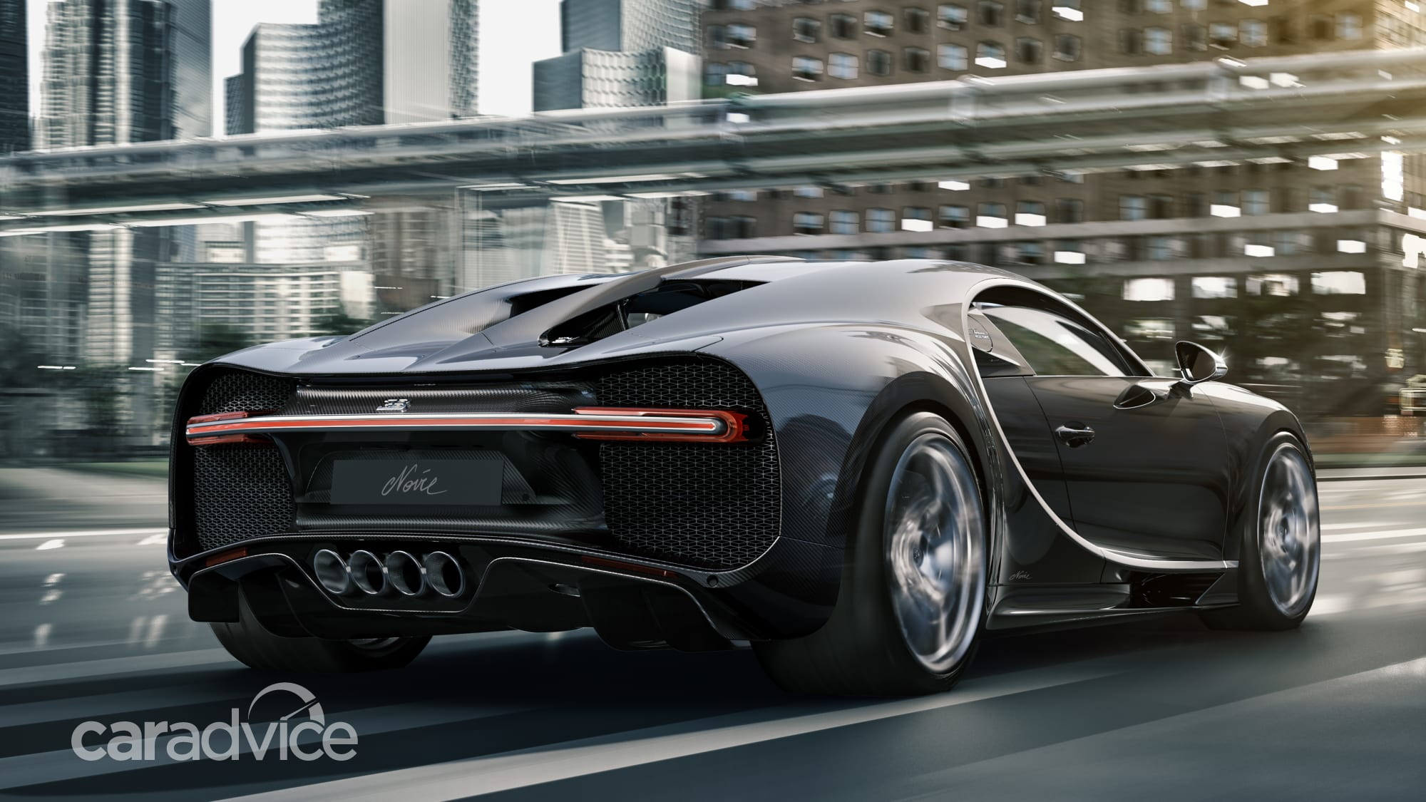 2020 Bugatti Chiron Noire: Limited-run hypercars revealed   CarAdvice