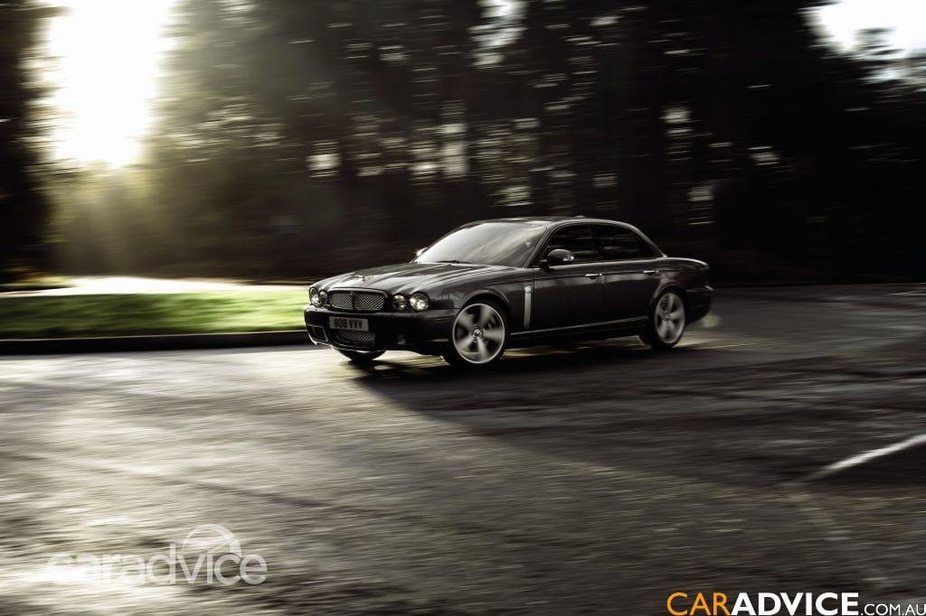 Jaguar XJ gets new look for 2008   CarAdvice