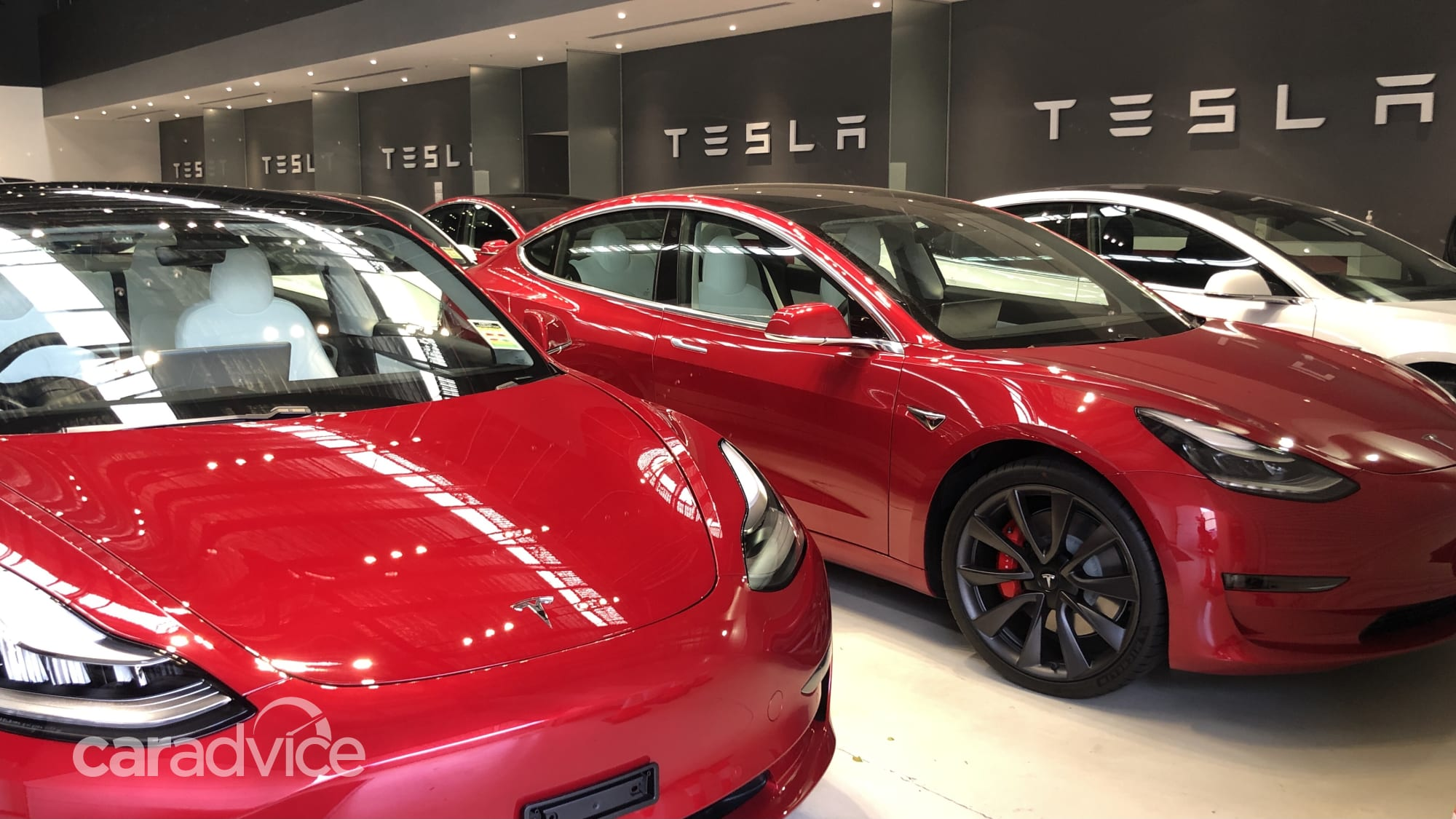 Proof electric cars don't need taxpayer support: Tesla and GM sales up despite running out of $7500 tax credits. - 2 of 2