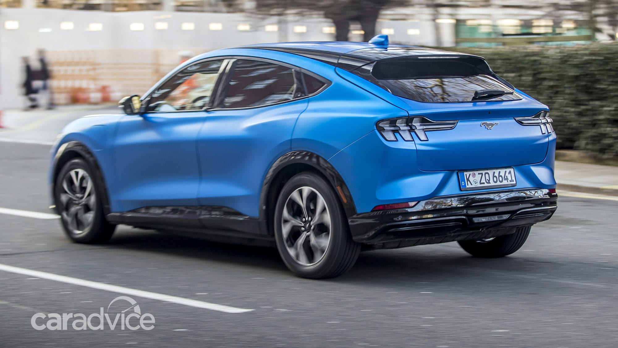 2020 Ford Mustang Mach E Spec