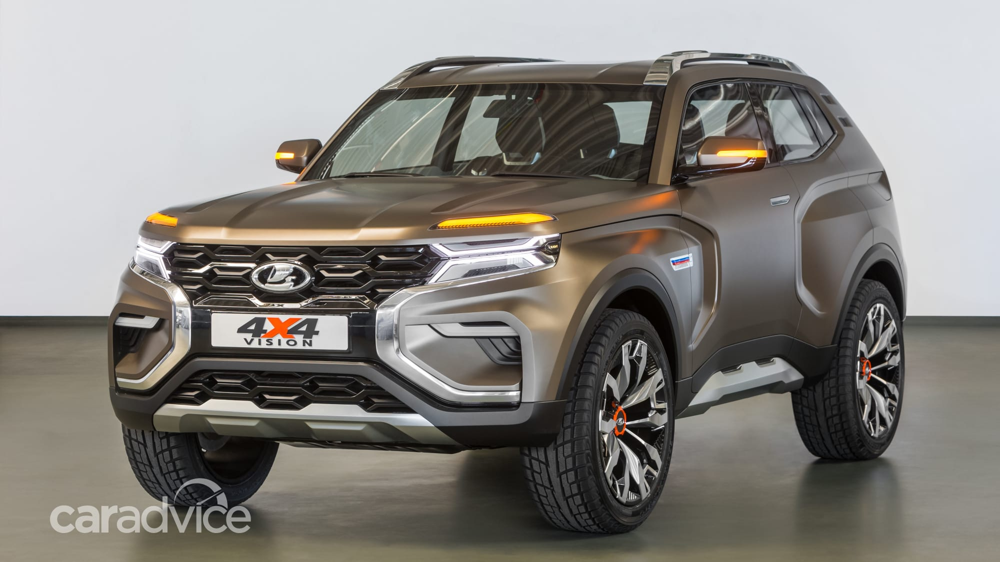 2020 lada niva revealed  caradvice