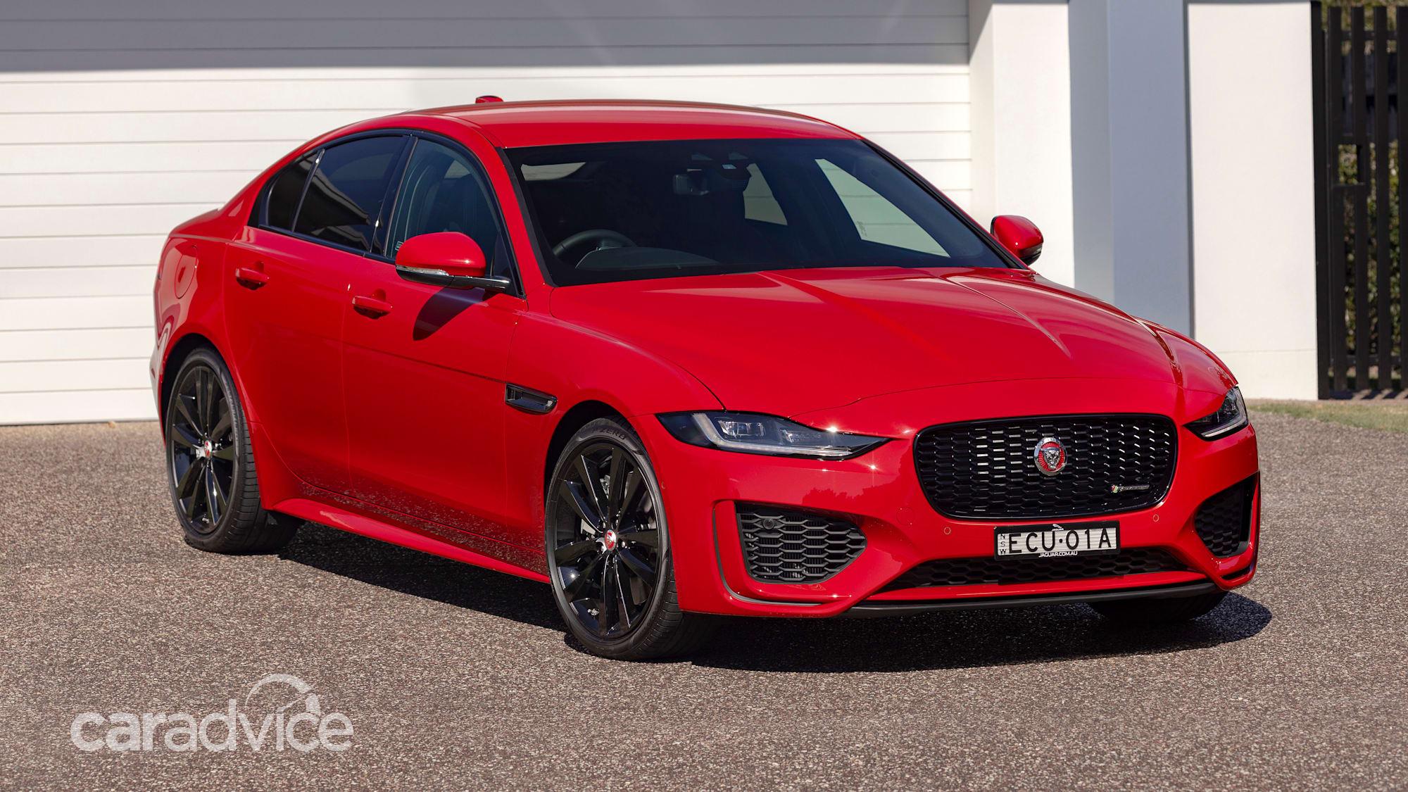 2020 Jaguar XE R-Dynamic SE review | CarAdvice