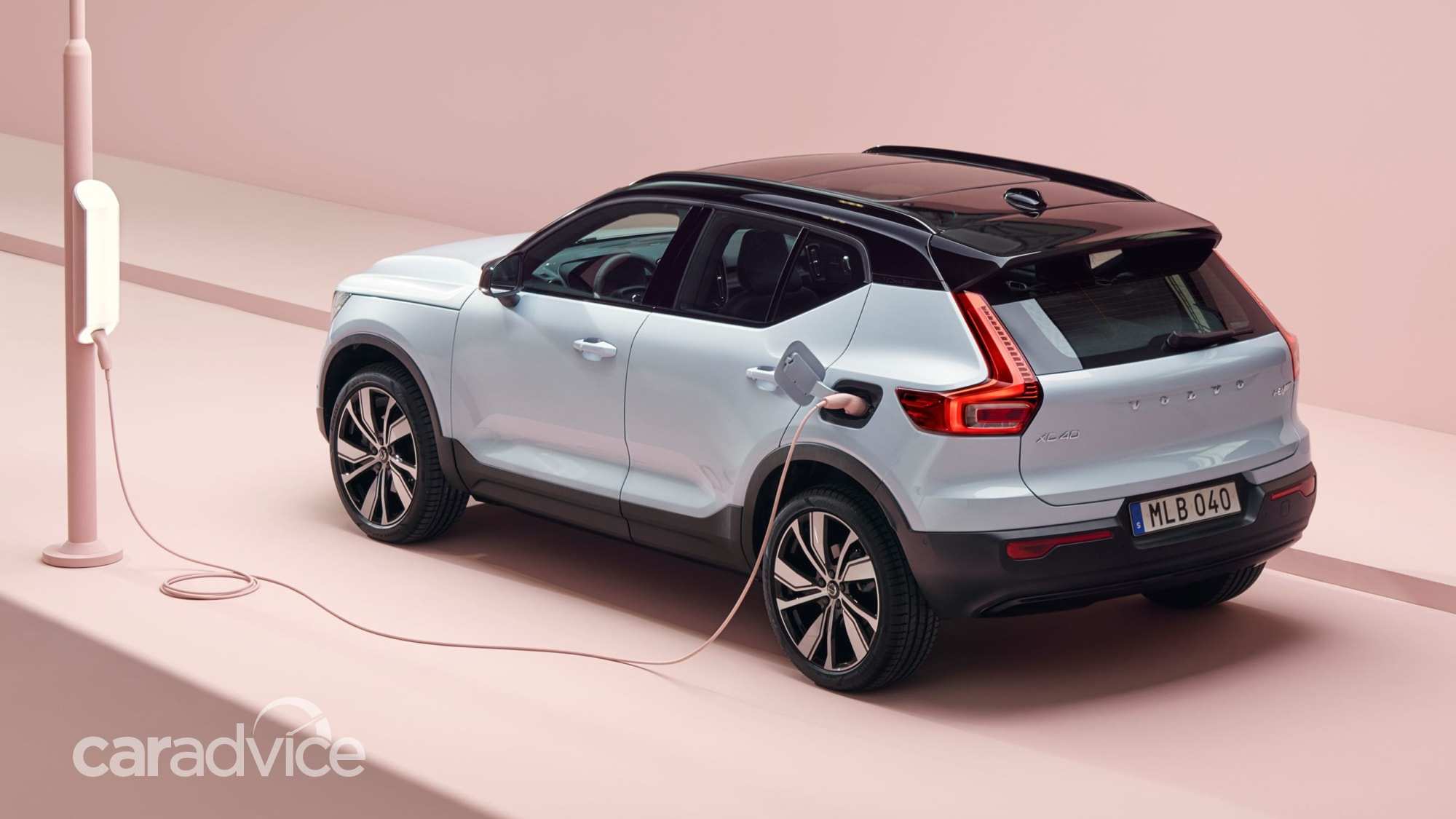 2021 volvo xc40 recharge brand's first electric vehicle