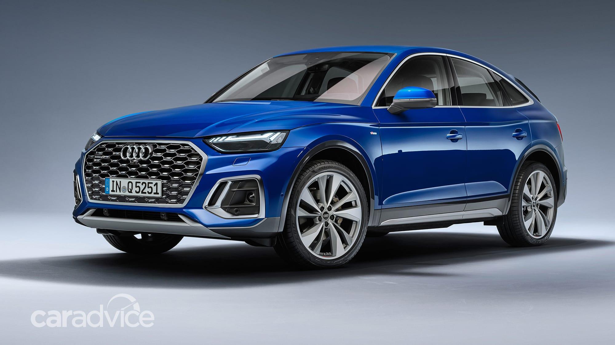 2021 Audi Q5 Sportback revealed | CarAdvice
