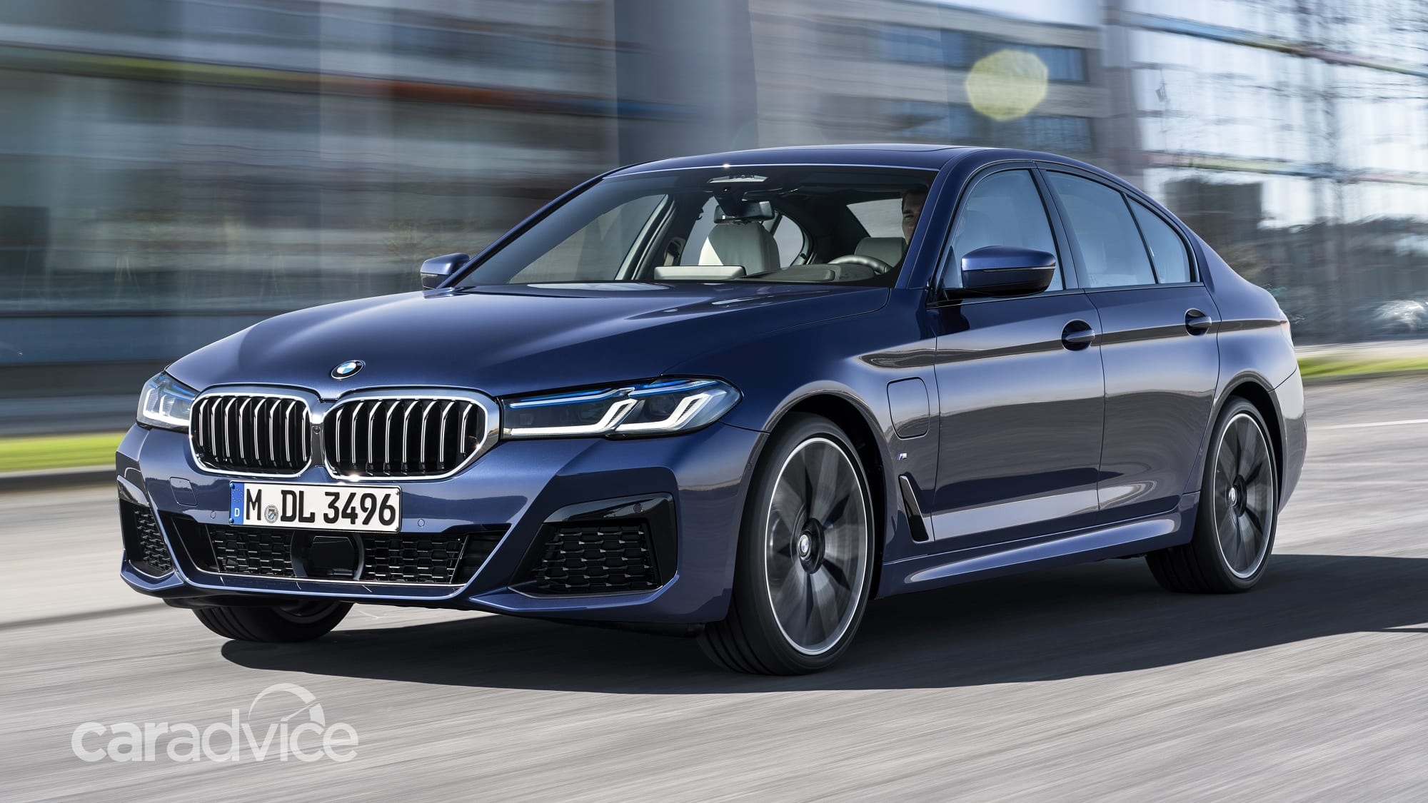 2021 bmw 5 series unveiled android auto in wagon likely