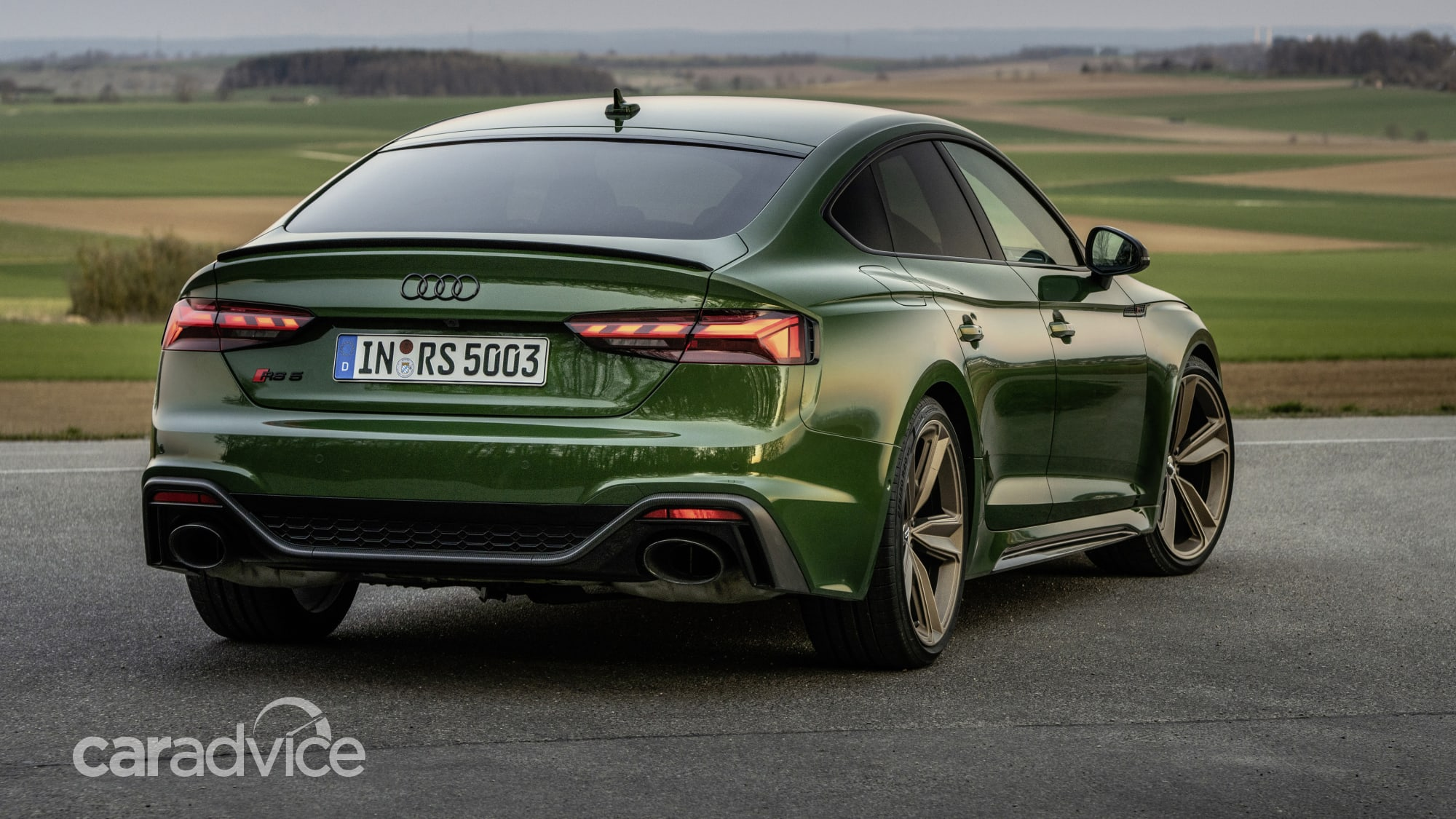 2021 audi rs5 coupe and sportback new images  caradvice