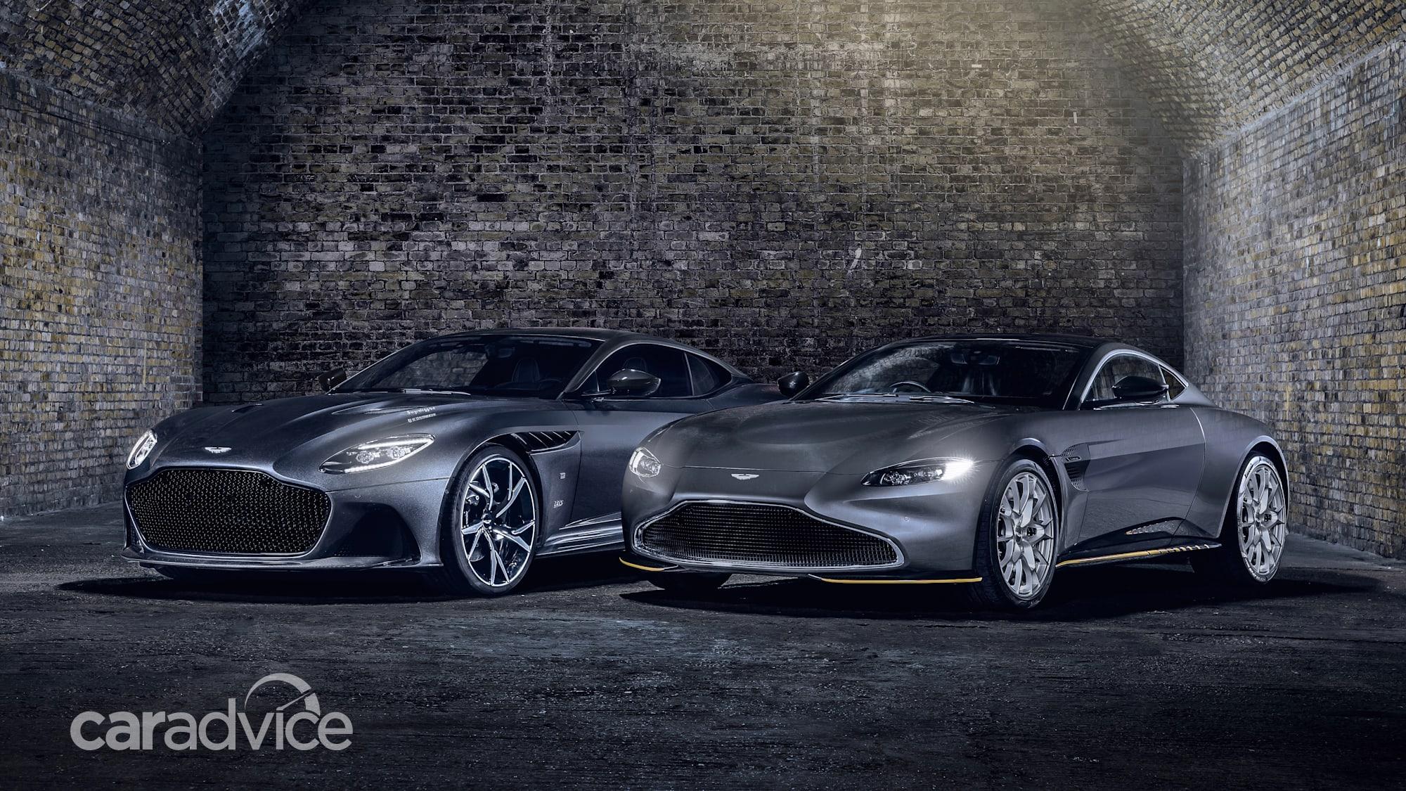 Aston Martin stocks rise and fall following Sebastian Vettel announcement - 2 of 2