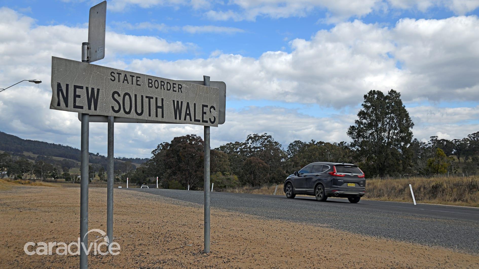 Все закрытие границ и ограничения COVID-19 в Австралии в 2021 году - 1 из 1