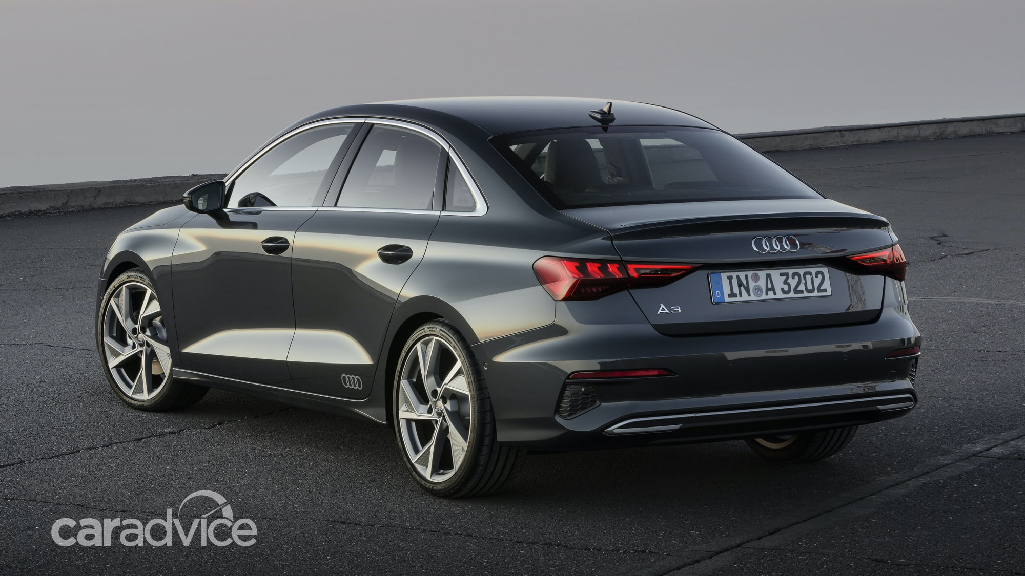 2021 Audi A3 sedan unveiled, Australian launch locked in ...