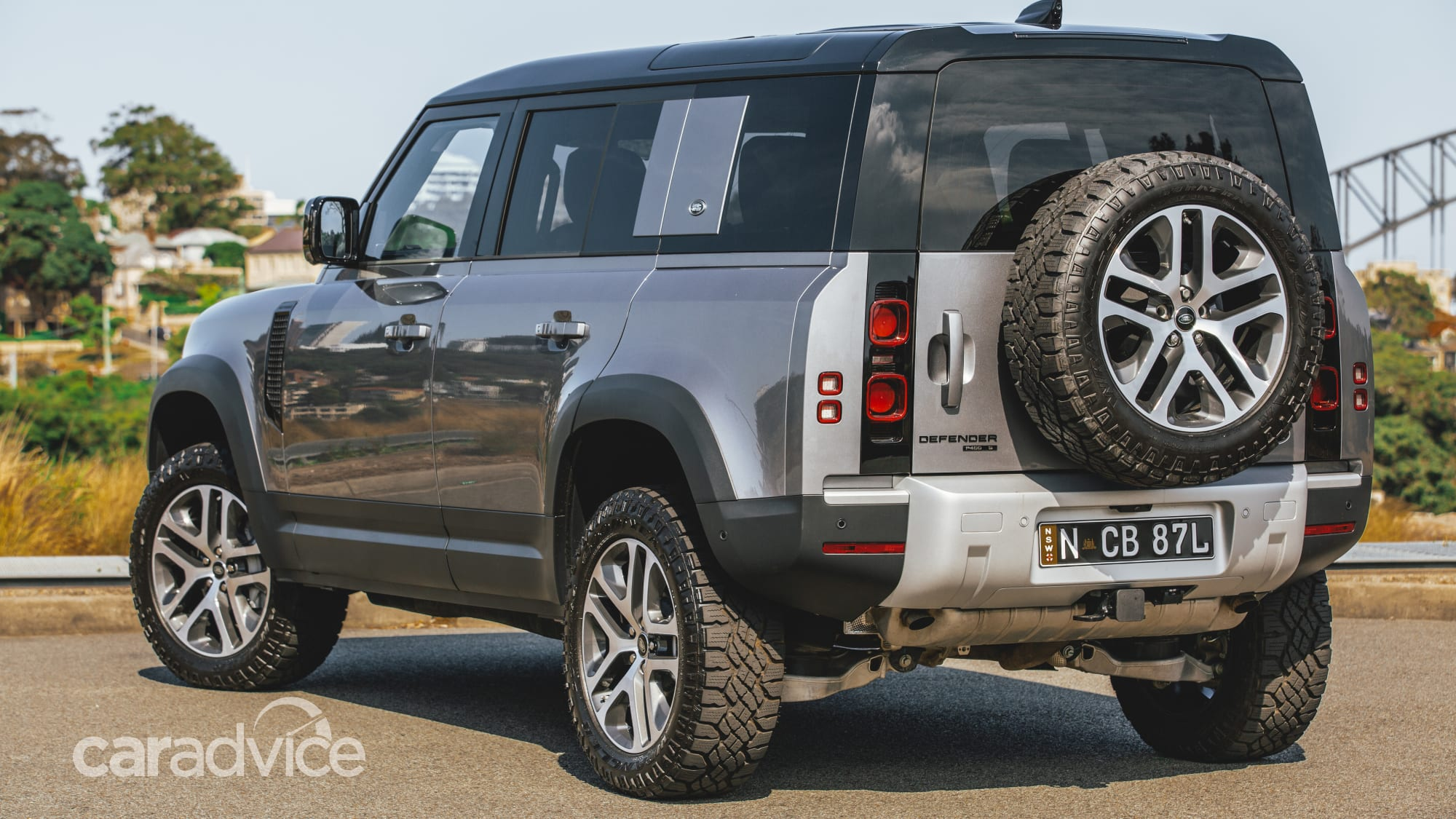 2021 Land Rover Defender 110 P400 S on-road review | CarAdvice